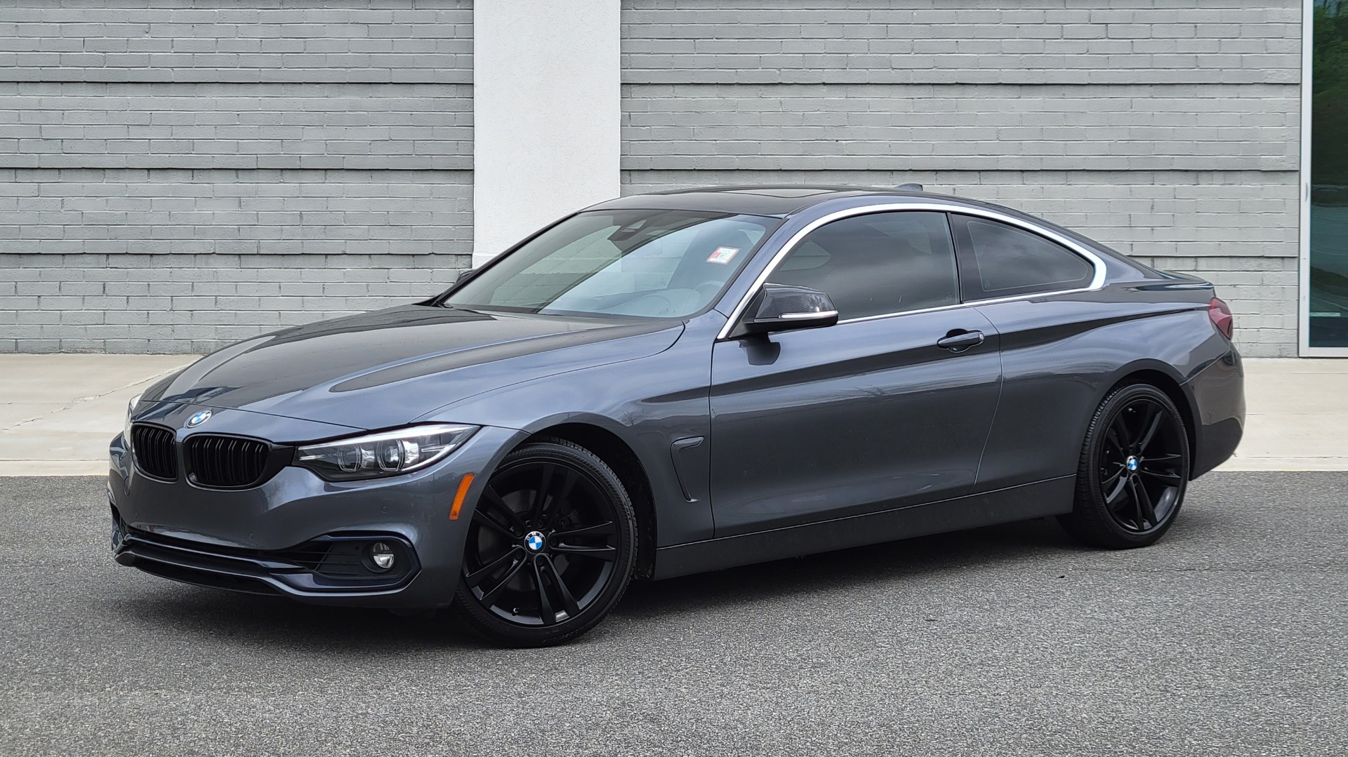 Used 2019 BMW 4 SERIES 430I COUPE 2.0L / RWD / DRVR ASST / CONV PKG / SUNROOF / REARVIEW for sale $32,295 at Formula Imports in Charlotte NC 28227 12
