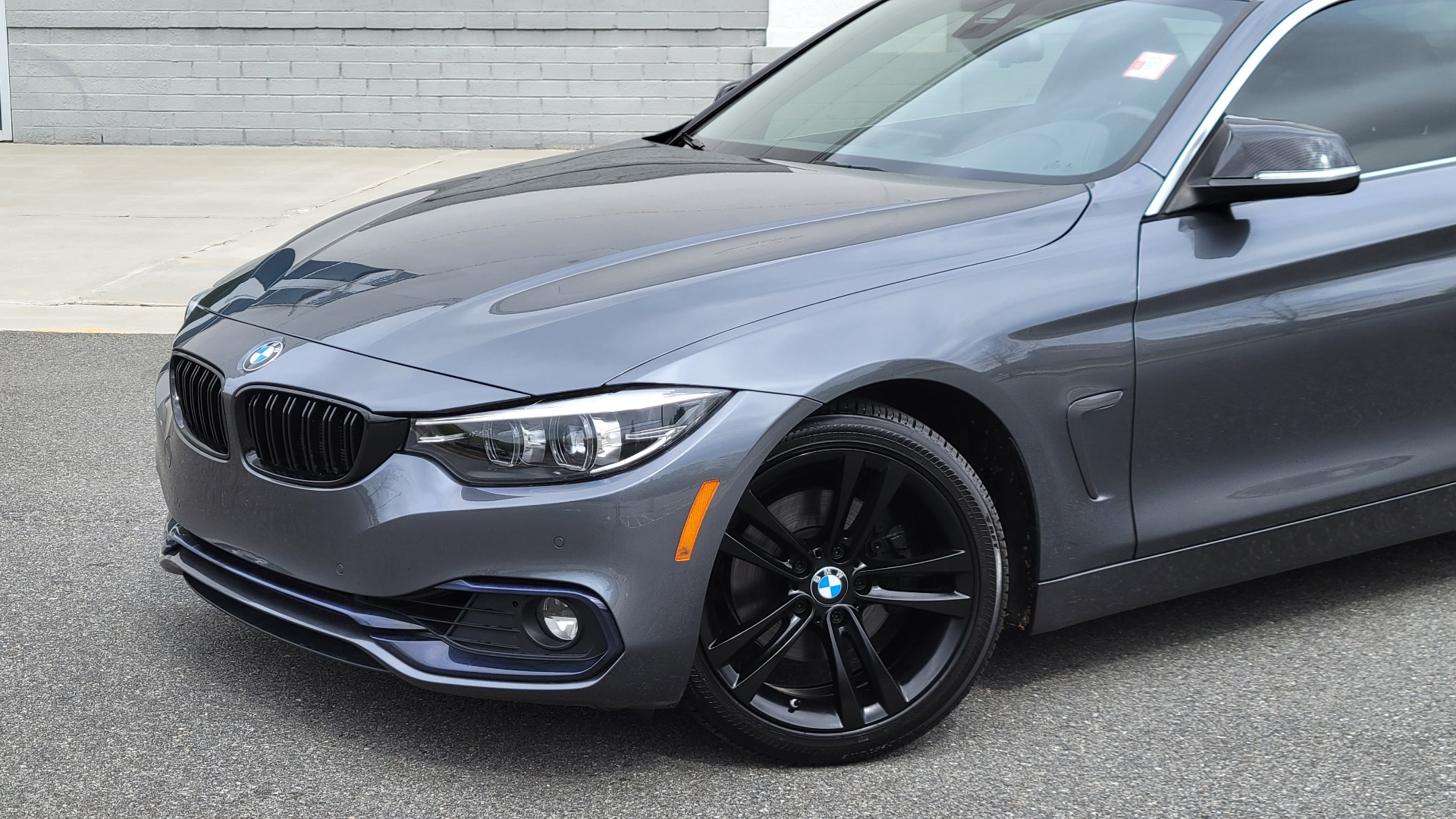Used 2019 BMW 4 SERIES 430I COUPE 2.0L / RWD / DRVR ASST / CONV PKG / SUNROOF / REARVIEW for sale $32,295 at Formula Imports in Charlotte NC 28227 13