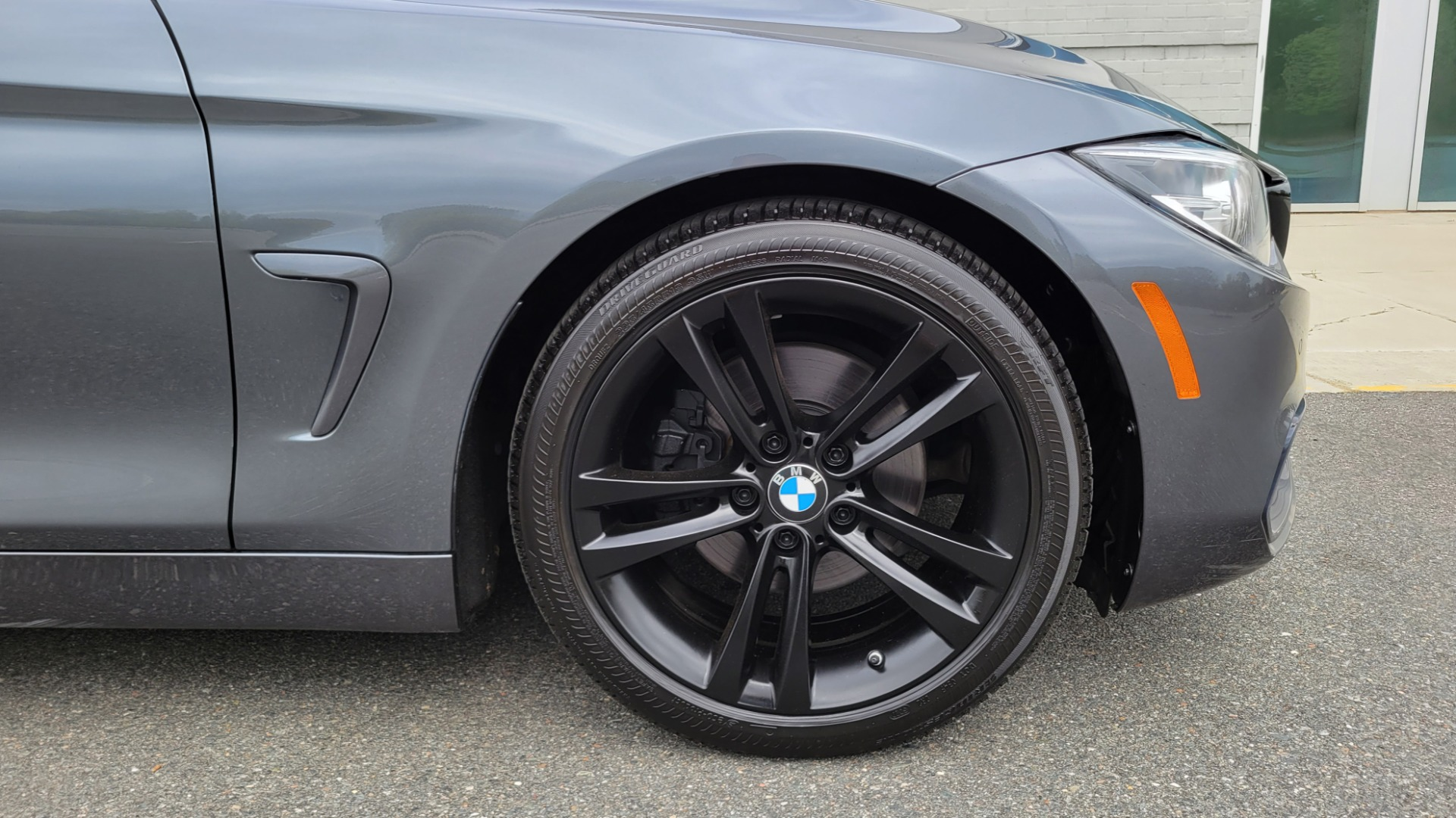 Used 2019 BMW 4 SERIES 430I COUPE 2.0L / RWD / DRVR ASST / CONV PKG / SUNROOF / REARVIEW for sale $32,295 at Formula Imports in Charlotte NC 28227 19