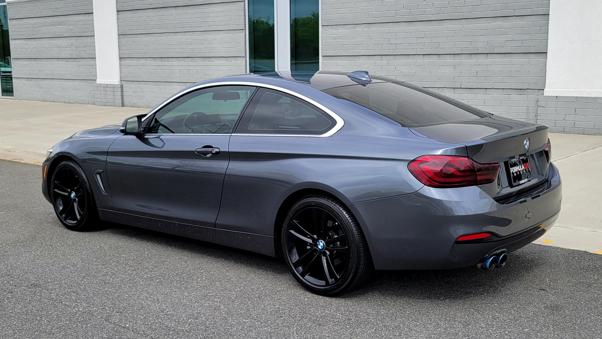 Used 2019 BMW 4 SERIES 430I COUPE 2.0L / RWD / DRVR ASST / CONV PKG / SUNROOF / REARVIEW for sale $32,295 at Formula Imports in Charlotte NC 28227 4