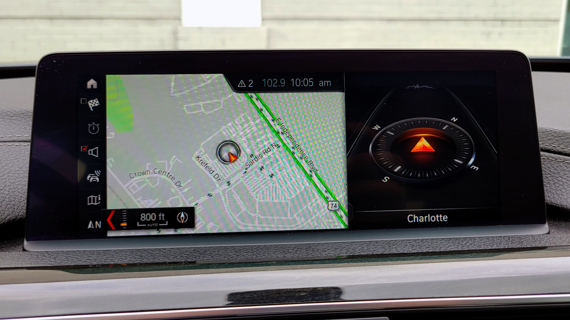 Used 2019 BMW 4 SERIES 430I COUPE 2.0L / RWD / DRVR ASST / CONV PKG / SUNROOF / REARVIEW for sale $32,295 at Formula Imports in Charlotte NC 28227 55