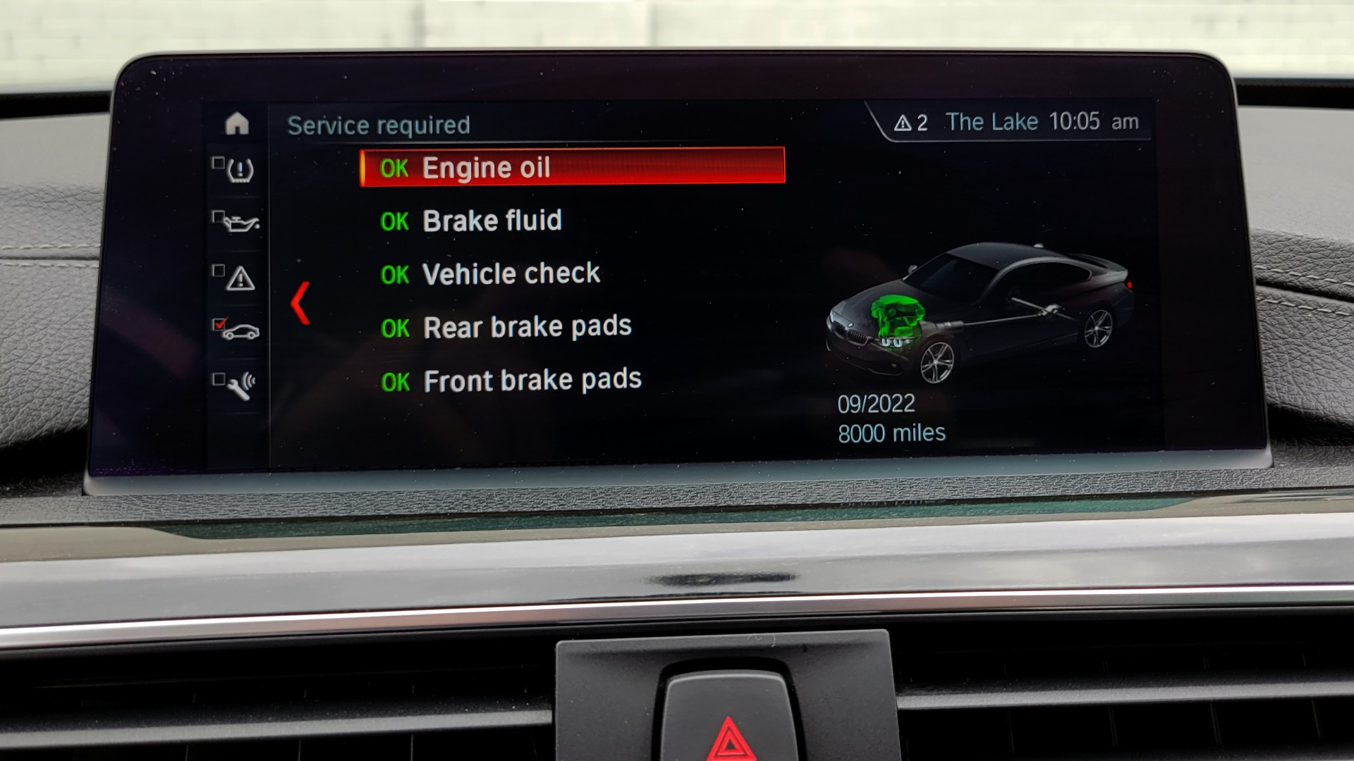 Used 2019 BMW 4 SERIES 430I COUPE 2.0L / RWD / DRVR ASST / CONV PKG / SUNROOF / REARVIEW for sale $32,295 at Formula Imports in Charlotte NC 28227 57