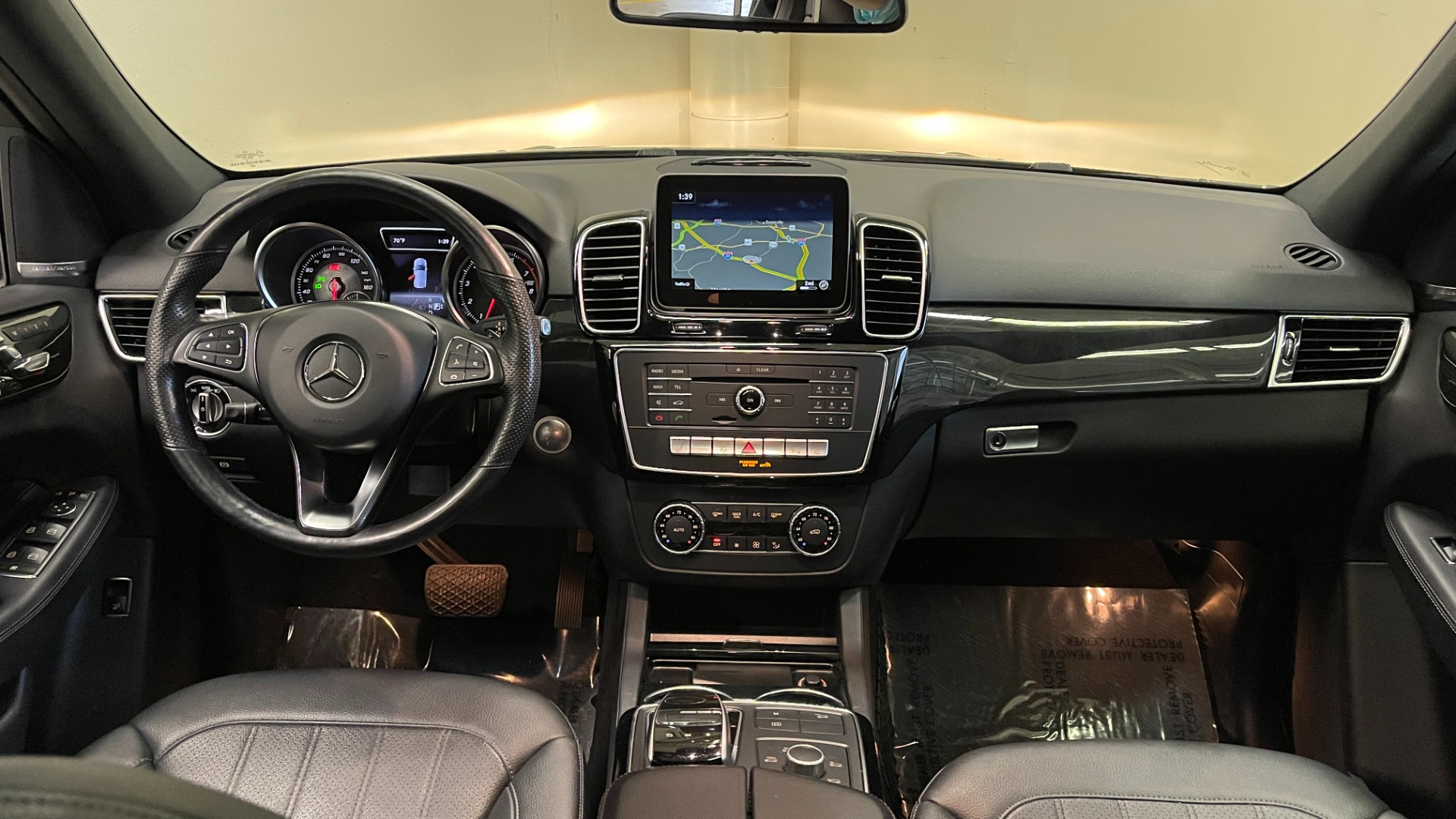 Used 2018 Mercedes-Benz GLE 350 4MATIC / PREMIUM / PRK ASST / H/K SND / KEYLESS-GO / REARVIEW for sale $42,495 at Formula Imports in Charlotte NC 28227 48