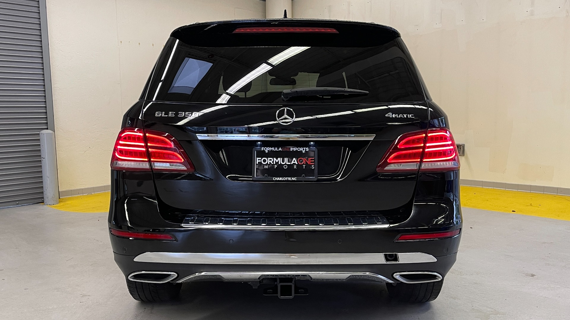 Used 2018 Mercedes-Benz GLE 350 4MATIC / PREMIUM / PRK ASST / H/K SND / KEYLESS-GO / REARVIEW for sale $42,495 at Formula Imports in Charlotte NC 28227 8