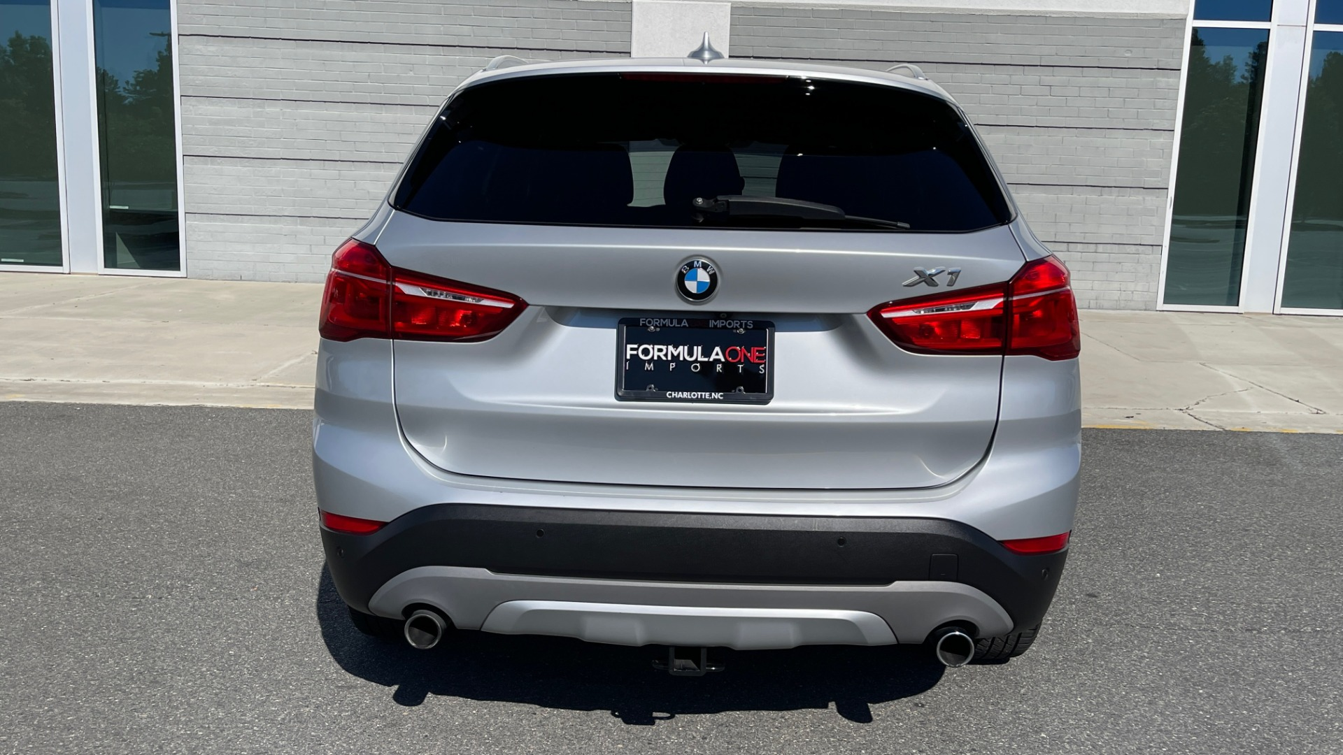 Used 2017 BMW X1 SDRIVE28I 2.0L / 8-SPD AUTO / DRIVER ASST / PANO-ROOF / REARVIEW for sale $26,995 at Formula Imports in Charlotte NC 28227 19