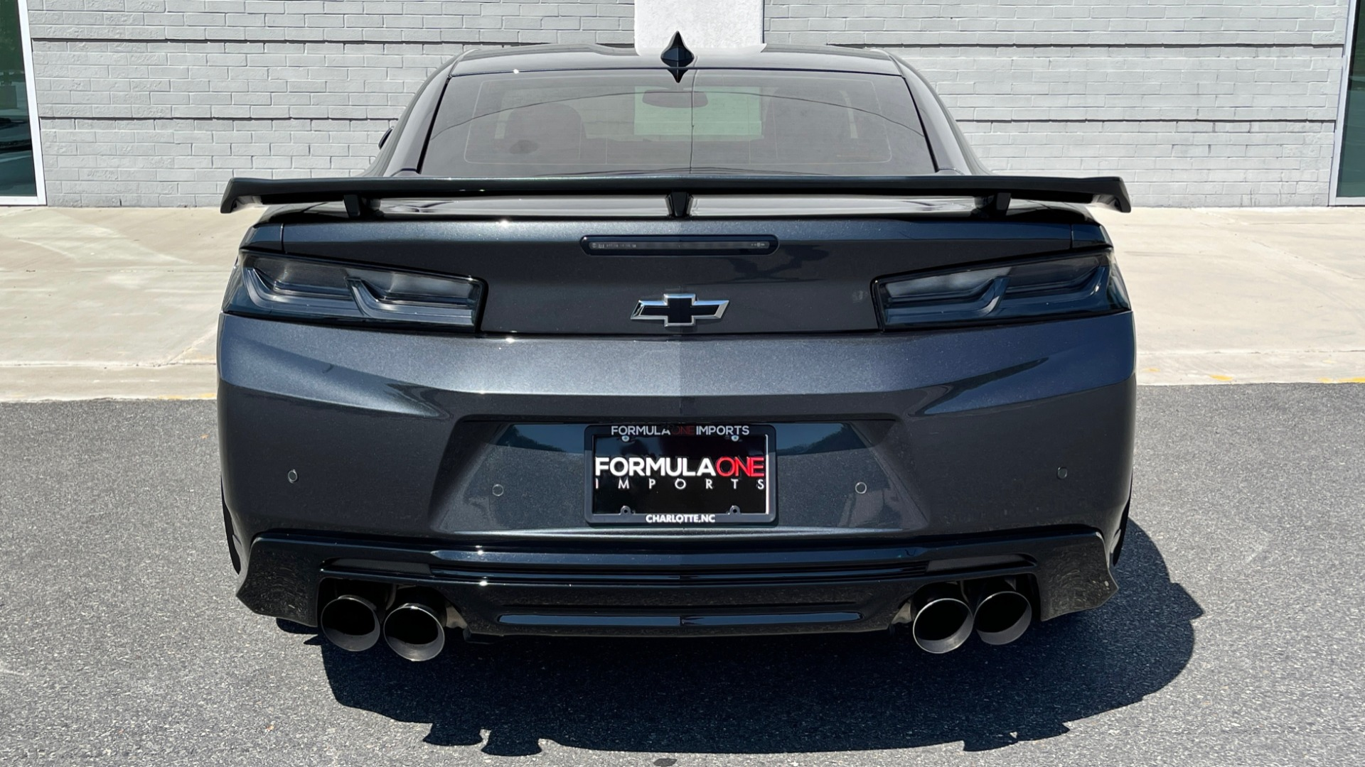 Used 2018 Chevrolet CAMARO ZL1 SUPERCHARGED COUPE 850HP / 10-SPD AUTO / NAV / BOSE / REARVIEW for sale $59,995 at Formula Imports in Charlotte NC 28227 24
