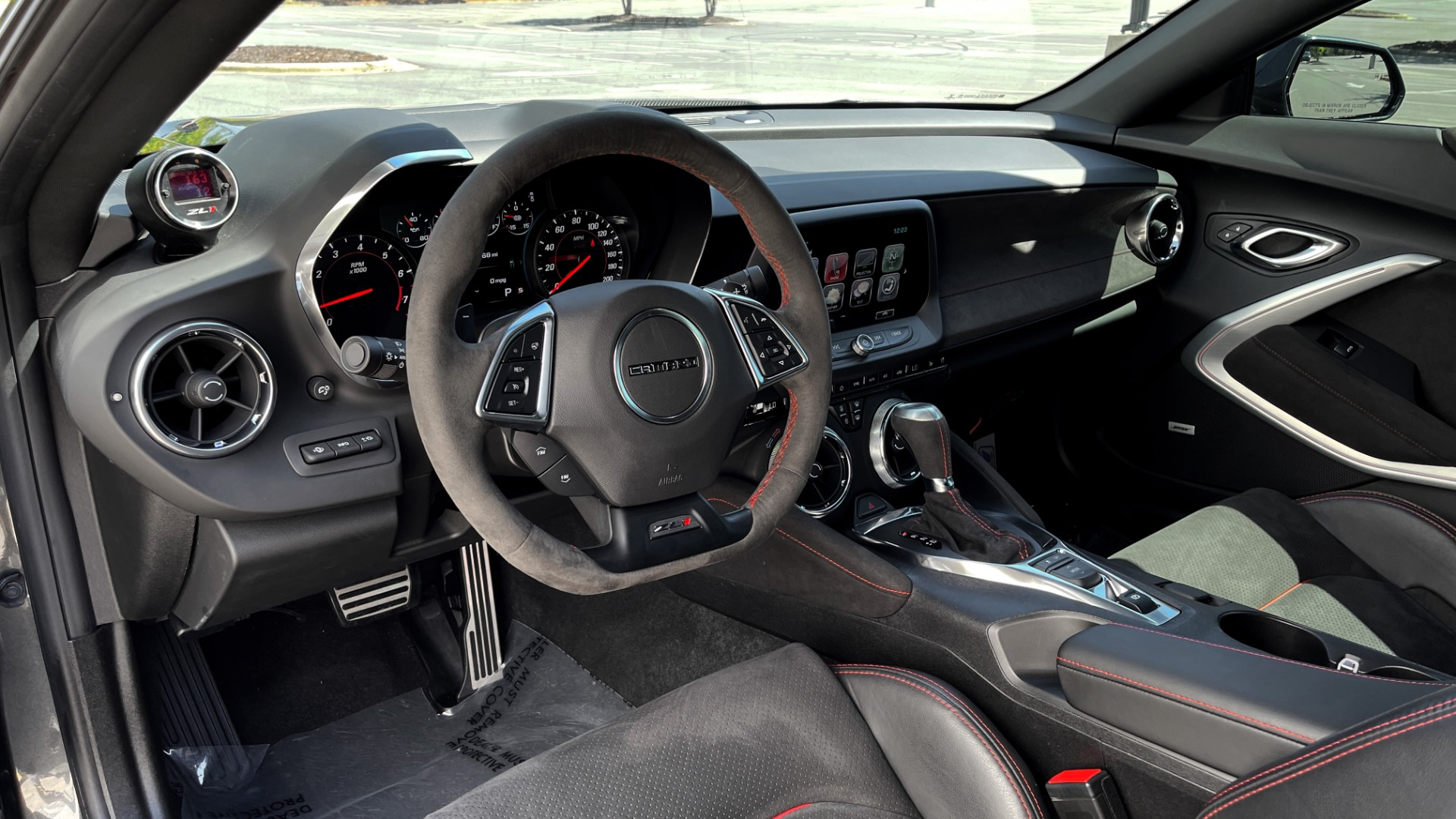Used 2018 Chevrolet CAMARO ZL1 SUPERCHARGED COUPE 850HP / 10-SPD AUTO / NAV / BOSE / REARVIEW for sale $59,995 at Formula Imports in Charlotte NC 28227 30