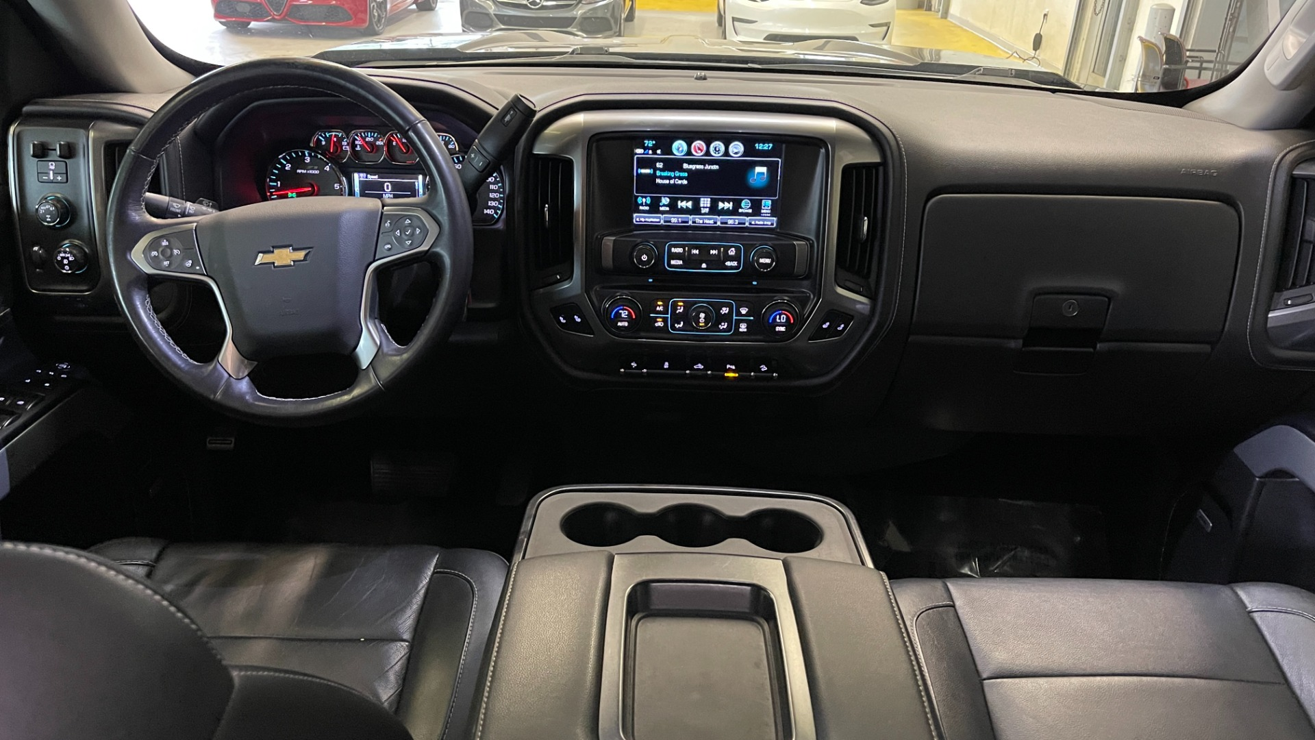 Used 2017 Chevrolet Silverado 1500 LTZ for sale Sold at Formula Imports in Charlotte NC 28227 32
