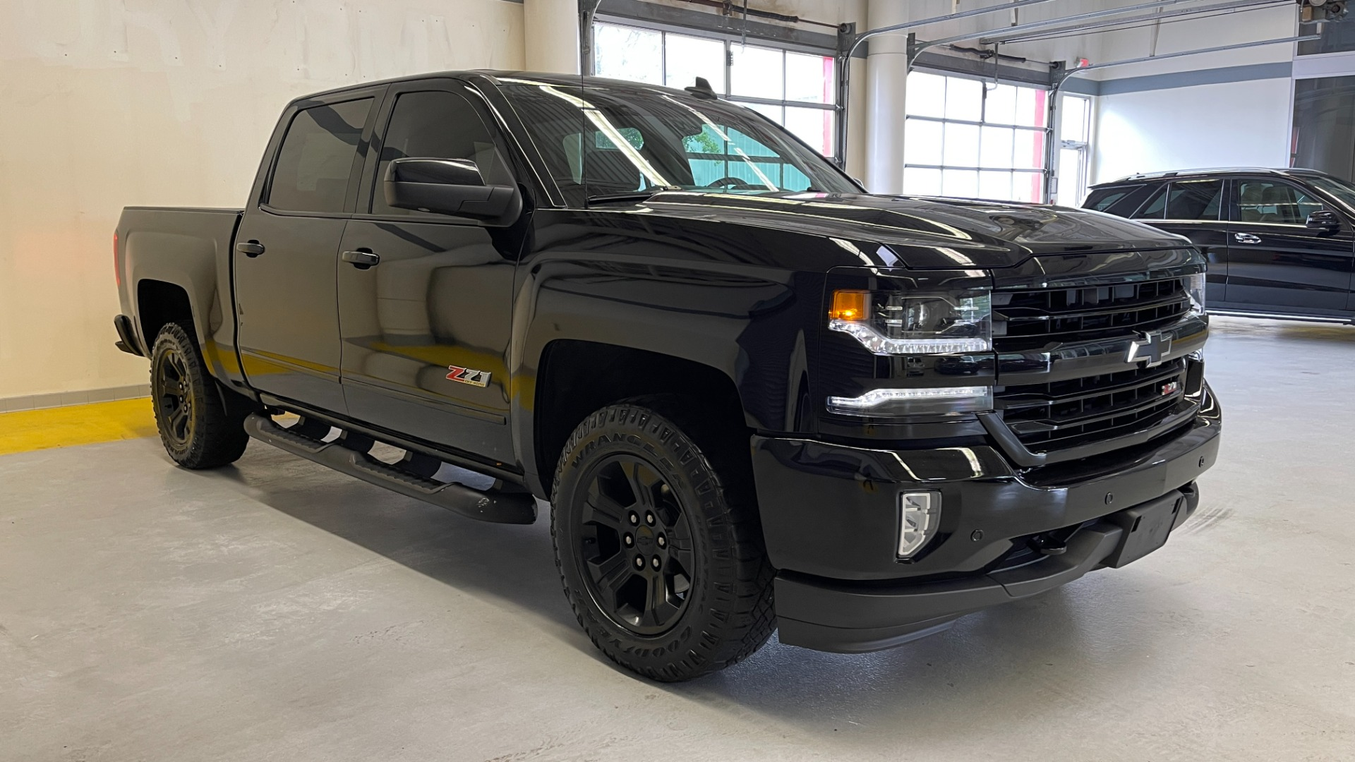 Used 2017 Chevrolet Silverado 1500 LTZ for sale Sold at Formula Imports in Charlotte NC 28227 4