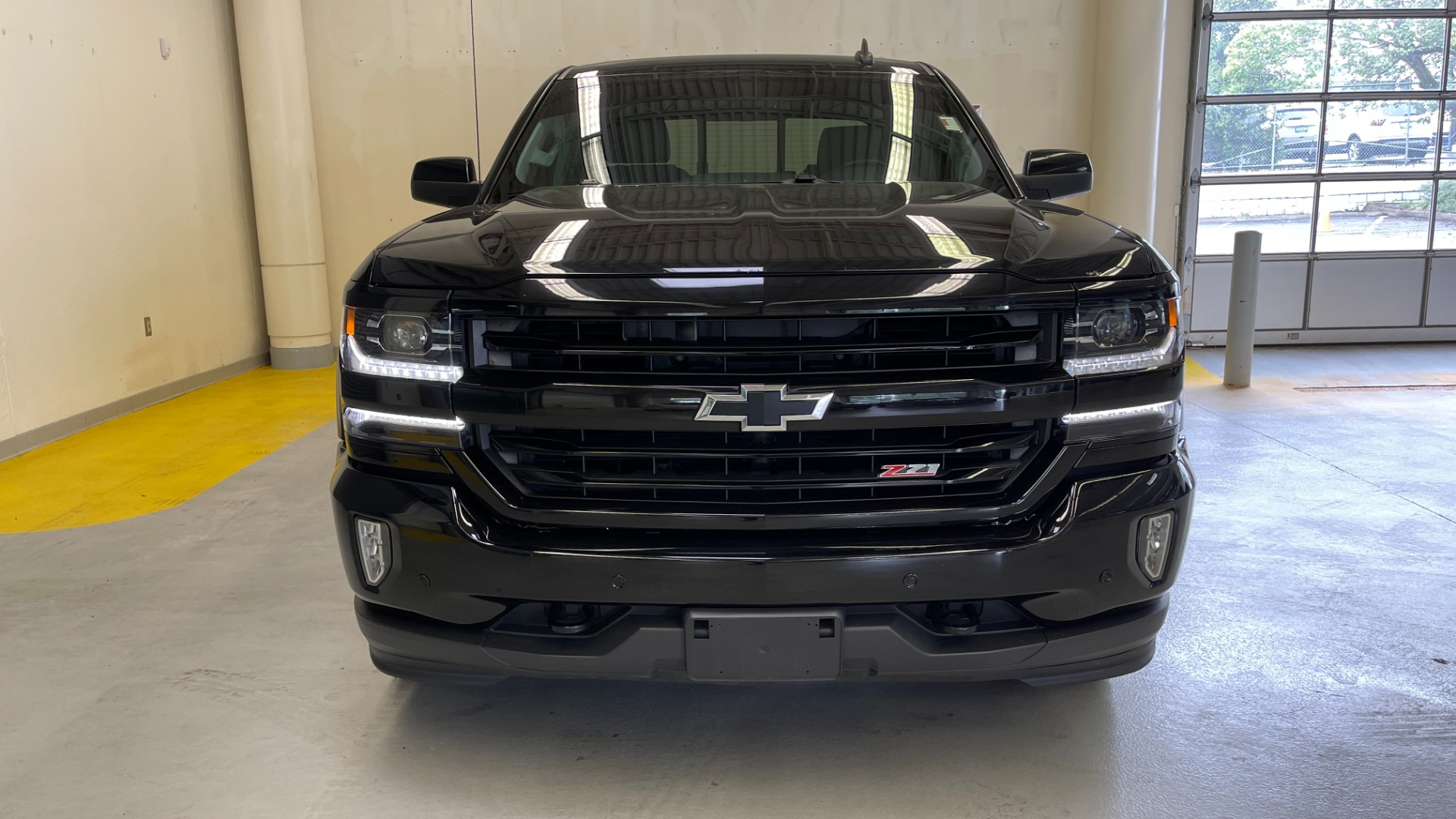Used 2017 Chevrolet Silverado 1500 LTZ for sale Sold at Formula Imports in Charlotte NC 28227 5