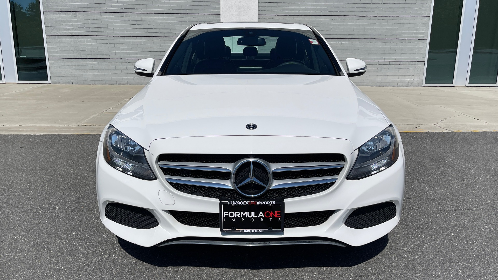Used 2018 Mercedes-Benz C-CLASS C 300 PREMIUM / APPLE CARPLAY / KEYLESS-GO / SUNROOF / REARVIEW for sale $32,995 at Formula Imports in Charlotte NC 28227 10