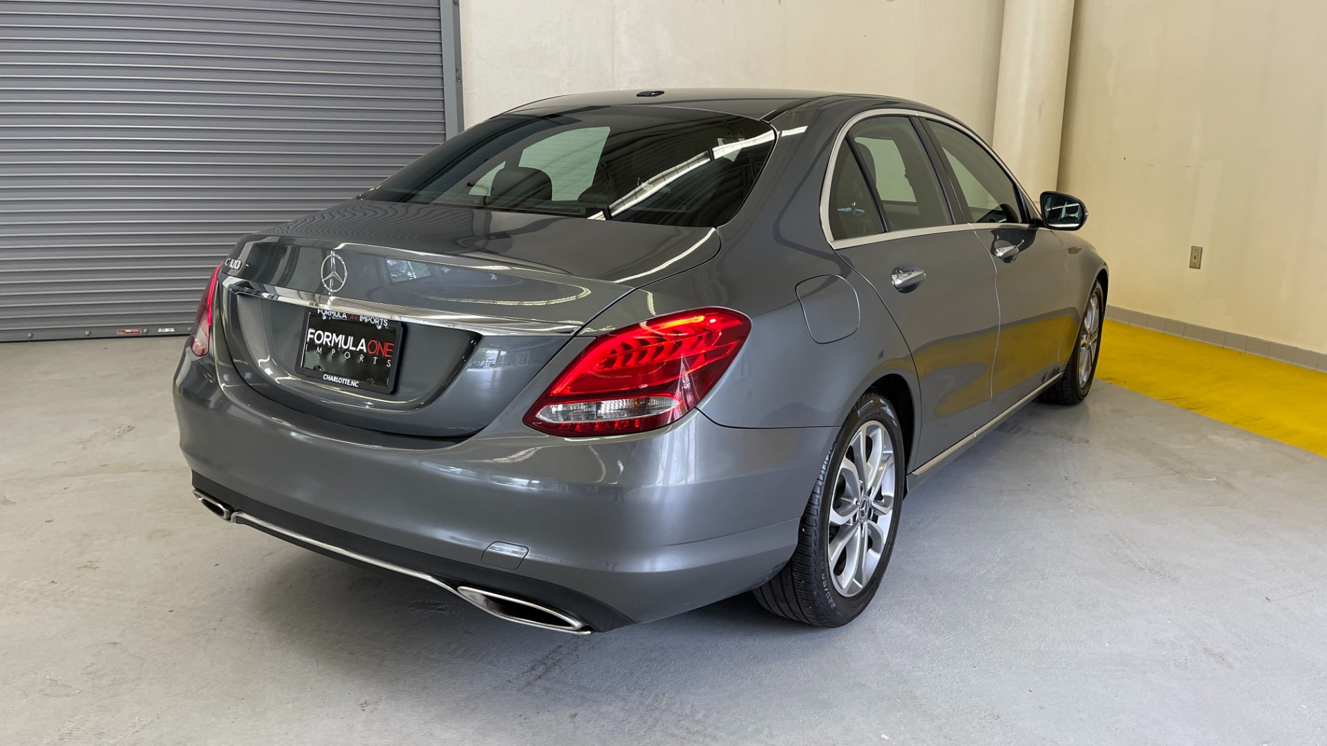 Used 2018 Mercedes-Benz C-CLASS C 300 PREMIUM / SUNROOF / APPLE CARPLAY / HTD STS / REARVIEW for sale $31,795 at Formula Imports in Charlotte NC 28227 2