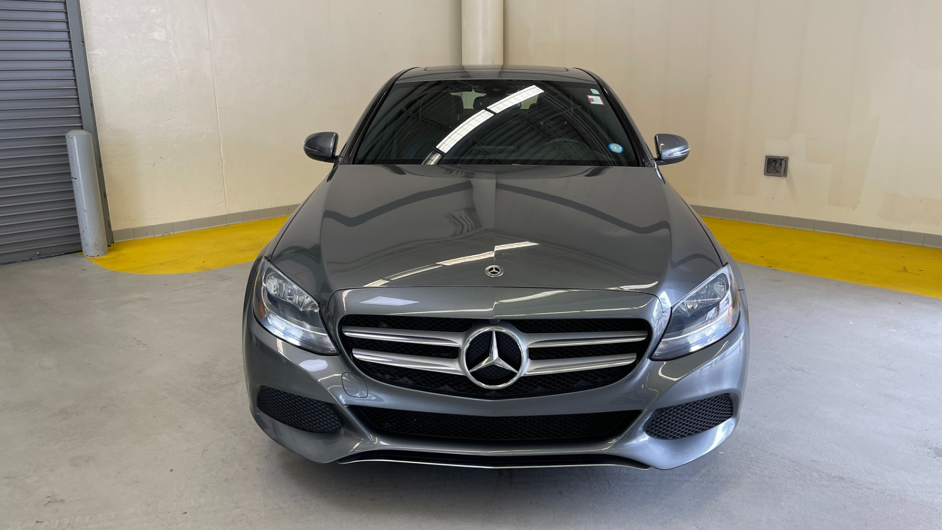 Used 2018 Mercedes-Benz C-CLASS C 300 PREMIUM / SUNROOF / APPLE CARPLAY / HTD STS / REARVIEW for sale $31,795 at Formula Imports in Charlotte NC 28227 9