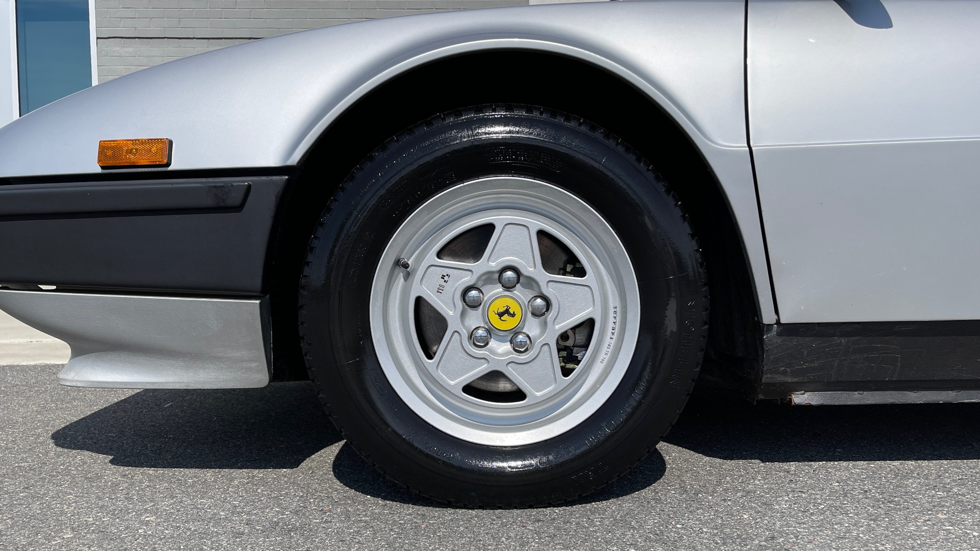 Used 1984 Ferrari MONDIAL 2+2 CABRIOLET / MID-ENGINE 3.0L V8 240HP / 5-SPEED MANUAL / LOW MILES for sale Call for price at Formula Imports in Charlotte NC 28227 76