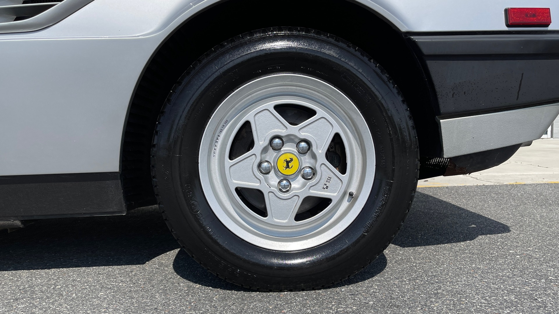 Used 1984 Ferrari MONDIAL 2+2 CABRIOLET / MID-ENGINE 3.0L V8 240HP / 5-SPEED MANUAL / LOW MILES for sale Call for price at Formula Imports in Charlotte NC 28227 77