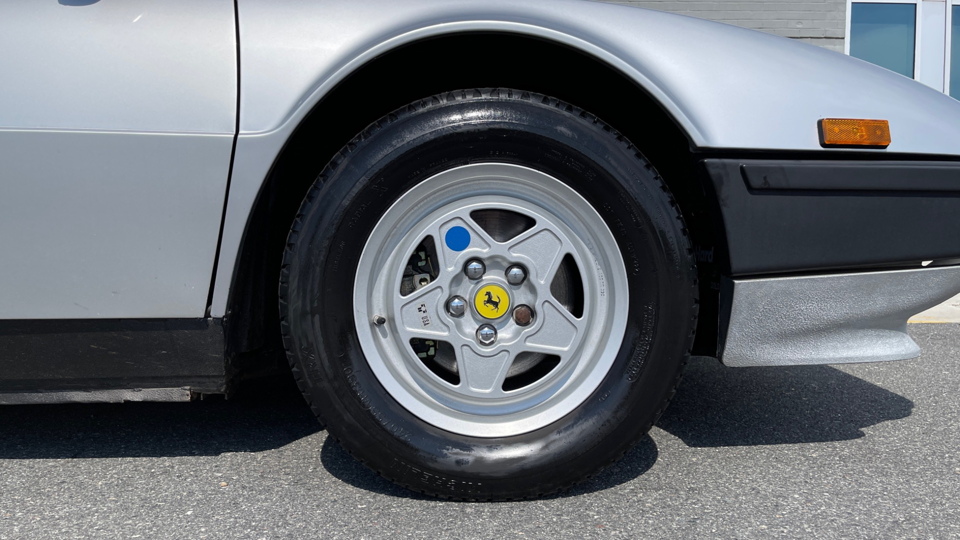 Used 1984 Ferrari MONDIAL 2+2 CABRIOLET / MID-ENGINE 3.0L V8 240HP / 5-SPEED MANUAL / LOW MILES for sale Call for price at Formula Imports in Charlotte NC 28227 79