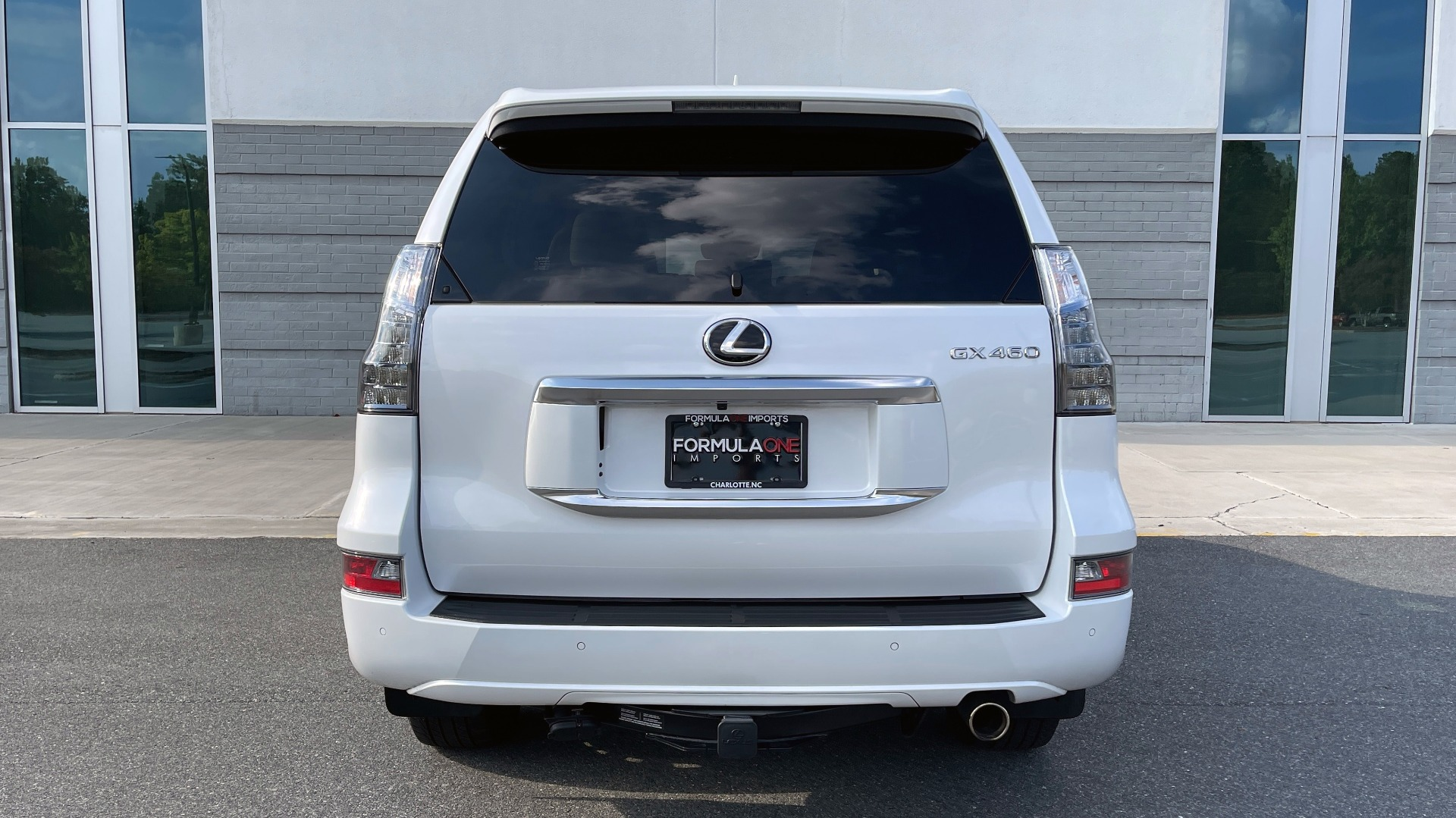 Used 2020 Lexus GX 460 PREMIUM / AWD / NAV / SUNROOF / 3-ROW / REARVIEW for sale $54,495 at Formula Imports in Charlotte NC 28227 16