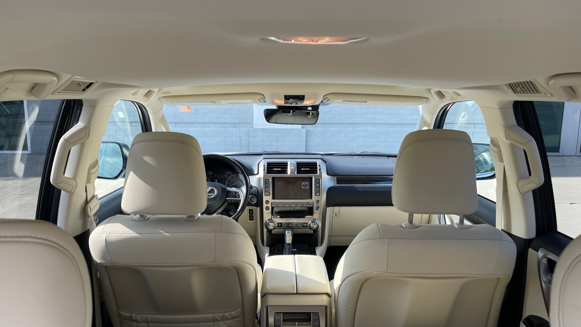 Used 2020 Lexus GX 460 PREMIUM / AWD / NAV / SUNROOF / 3-ROW / REARVIEW for sale $54,495 at Formula Imports in Charlotte NC 28227 23