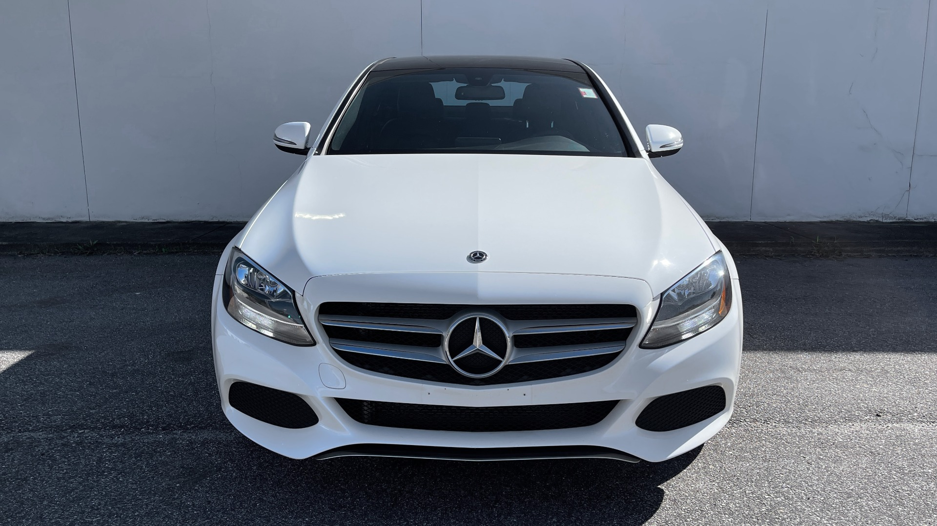 Used 2018 Mercedes-Benz C-CLASS C 300 4MATIC PREMIUM / SMARTPHONE INTEG / PANO-ROOF / REARVIEW for sale $30,995 at Formula Imports in Charlotte NC 28227 10