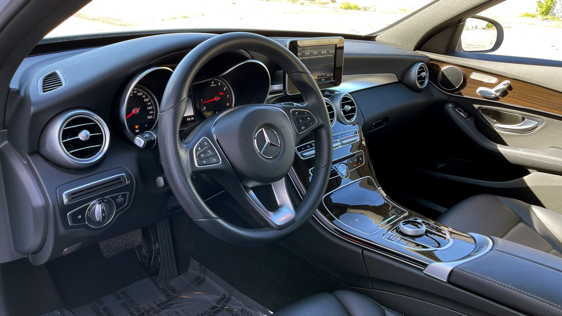 Used 2018 Mercedes-Benz C-CLASS C 300 4MATIC PREMIUM / SMARTPHONE INTEG / PANO-ROOF / REARVIEW for sale $30,995 at Formula Imports in Charlotte NC 28227 26