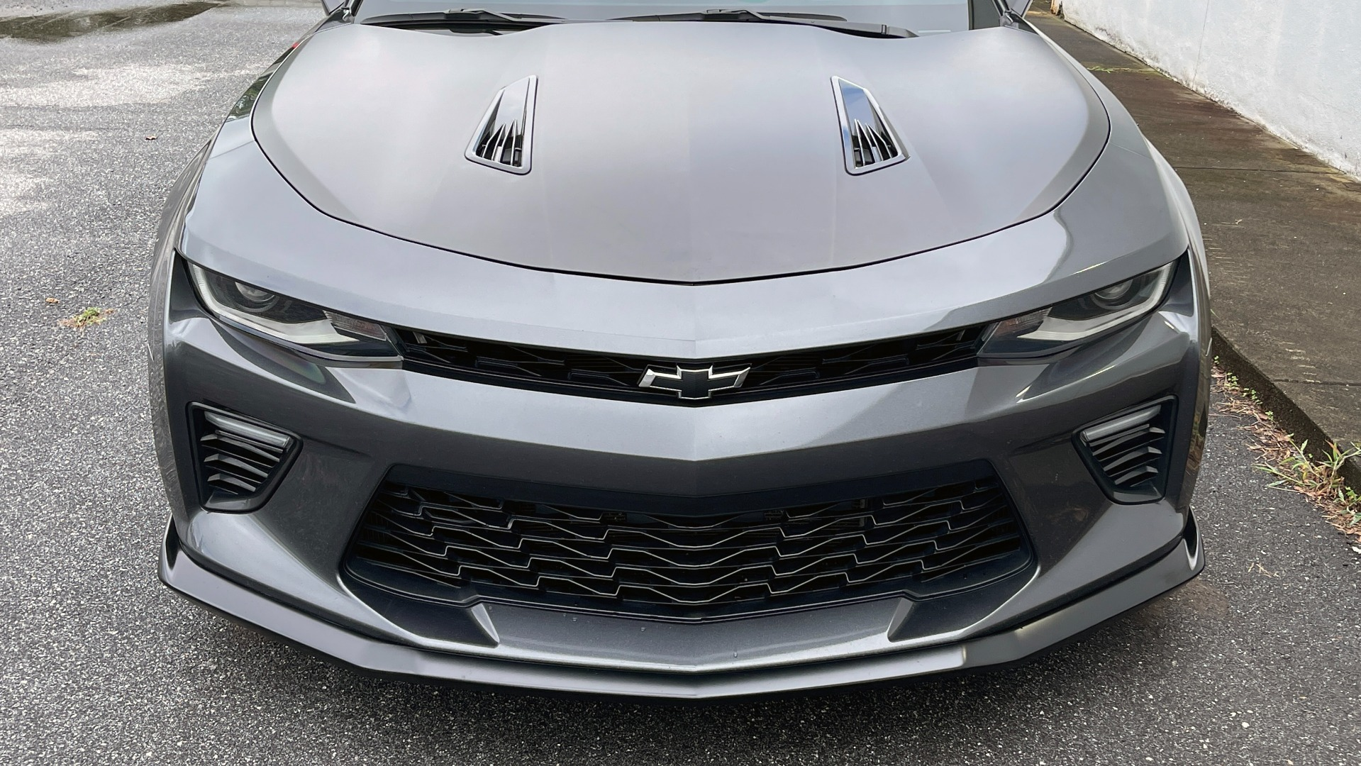 Used 2018 Chevrolet CAMARO 2SS / 6.2L V8 / MANUAL / 1LE TRACK PKG / NAV / BOSE / REARVIEW for sale $39,795 at Formula Imports in Charlotte NC 28227 12