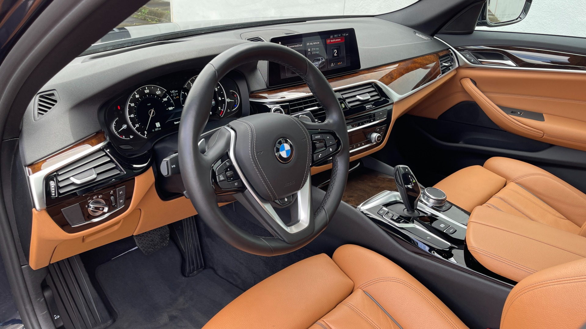 Used 2019 BMW 5 SERIES 530I XDRIVE / CONV PKG / PDC / NAV / SUNROOF / HTD STS / REARIEW for sale $39,595 at Formula Imports in Charlotte NC 28227 28