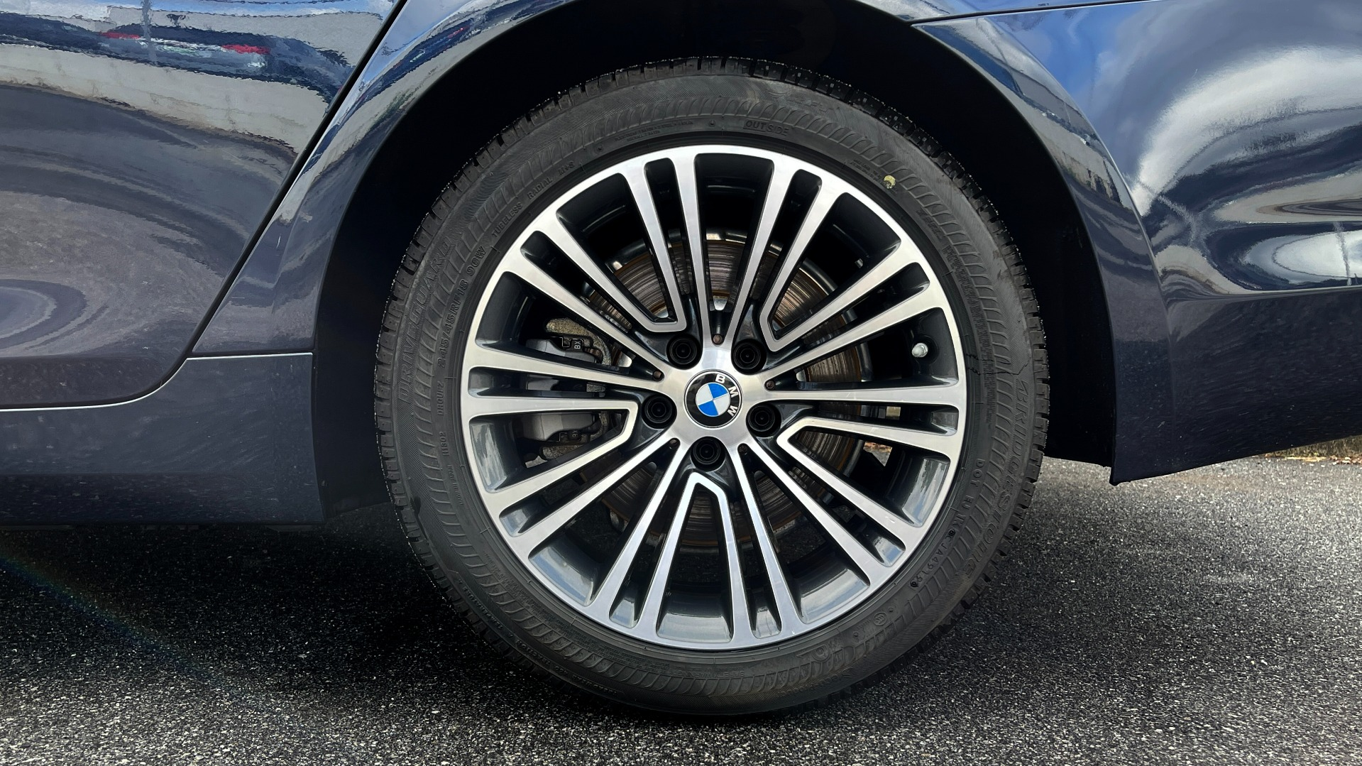 Used 2019 BMW 5 SERIES 530I XDRIVE / CONV PKG / PDC / NAV / SUNROOF / HTD STS / REARIEW for sale $39,595 at Formula Imports in Charlotte NC 28227 65