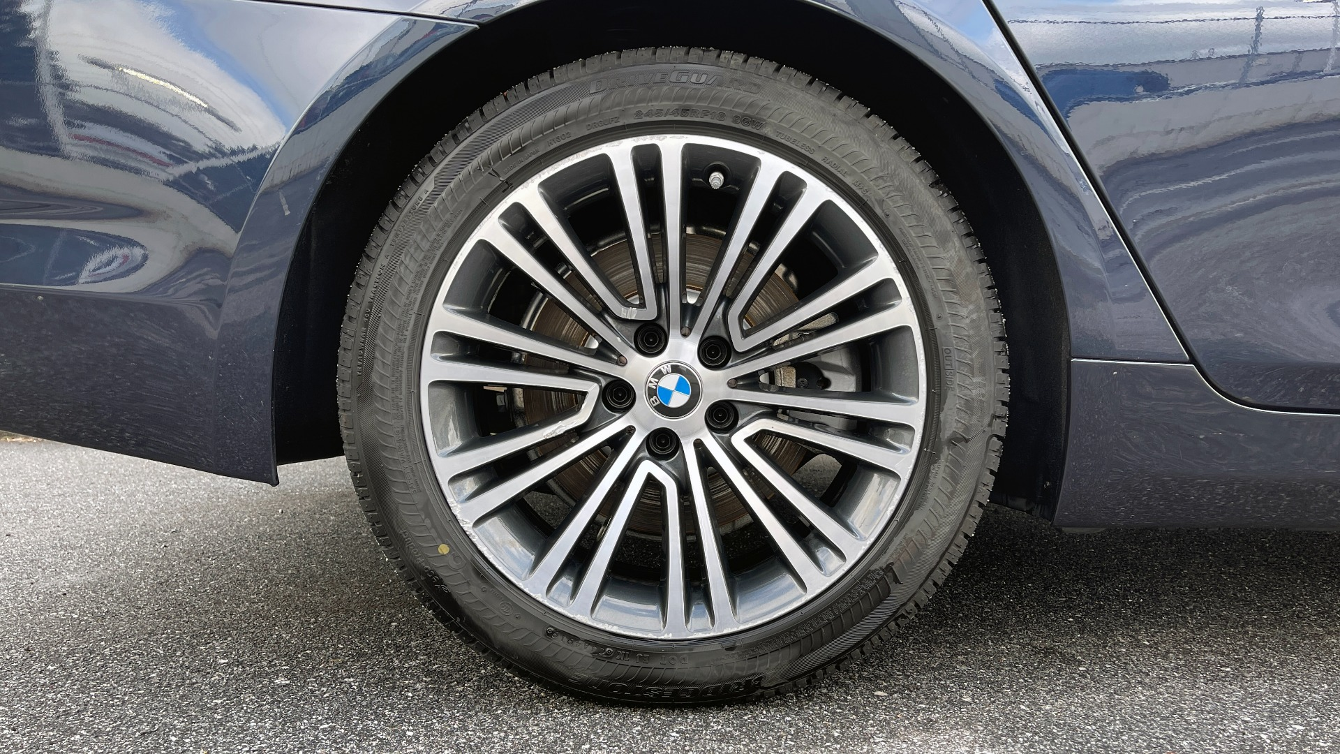 Used 2019 BMW 5 SERIES 530I XDRIVE / CONV PKG / PDC / NAV / SUNROOF / HTD STS / REARIEW for sale $39,595 at Formula Imports in Charlotte NC 28227 66