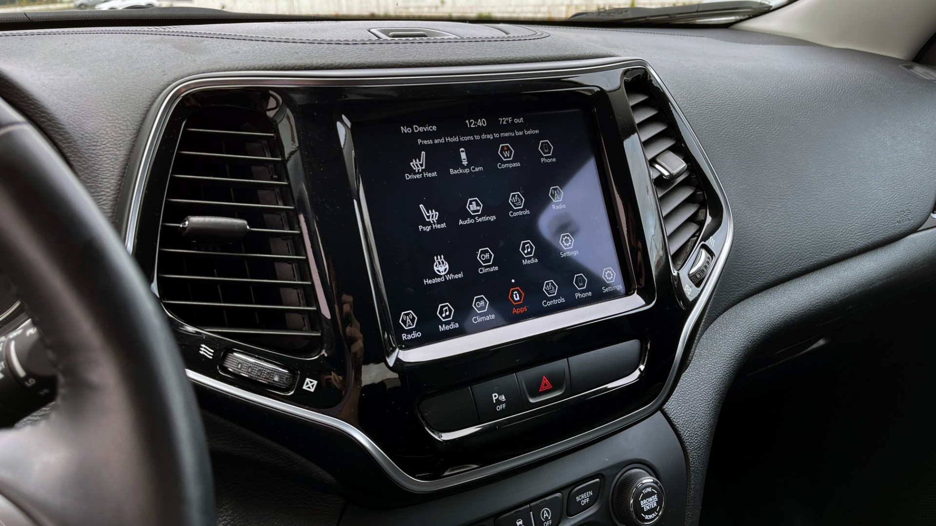 Used 2019 Jeep CHEROKEE LIMITED 2.4L / FWD / APPLE CARPLAY / KEYLESS-GO / REARVIEW for sale $24,395 at Formula Imports in Charlotte NC 28227 36