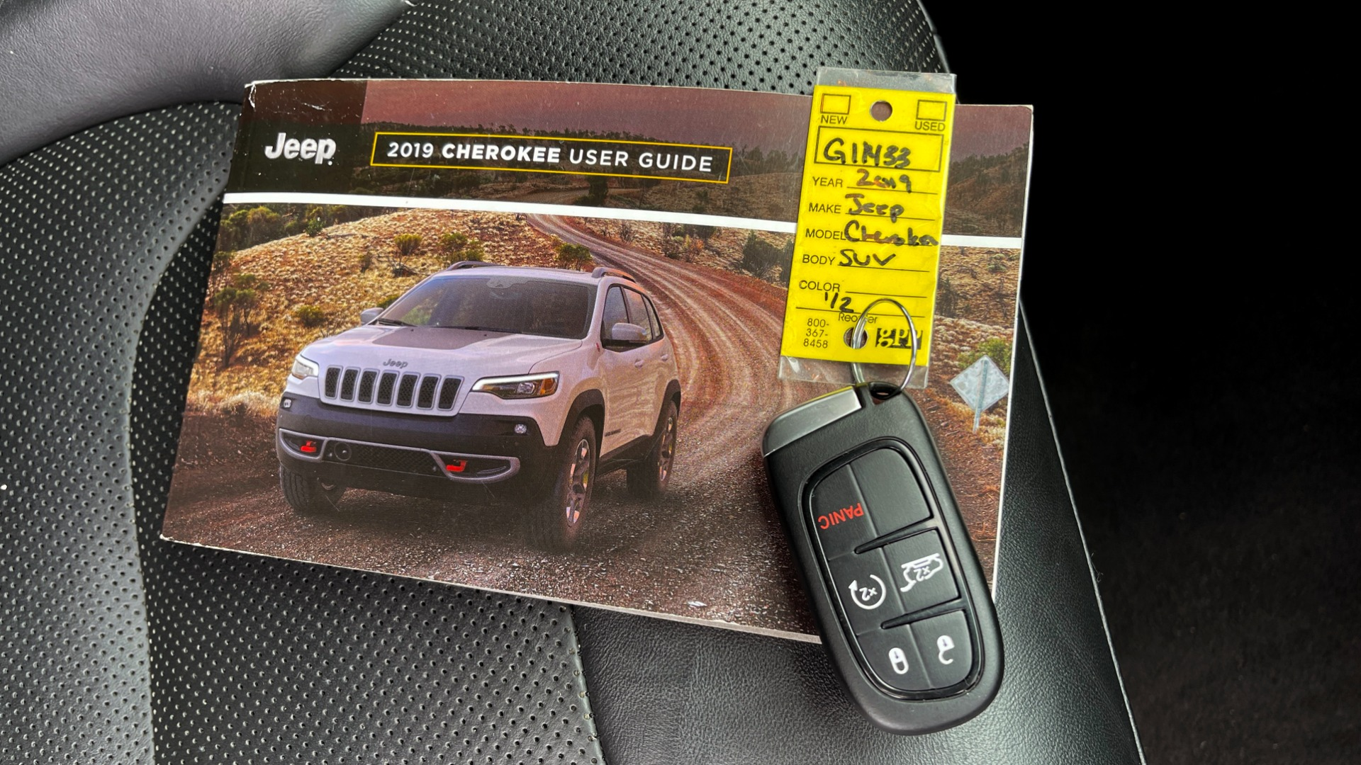 Used 2019 Jeep CHEROKEE LIMITED 2.4L / FWD / APPLE CARPLAY / KEYLESS-GO / REARVIEW for sale $24,395 at Formula Imports in Charlotte NC 28227 71