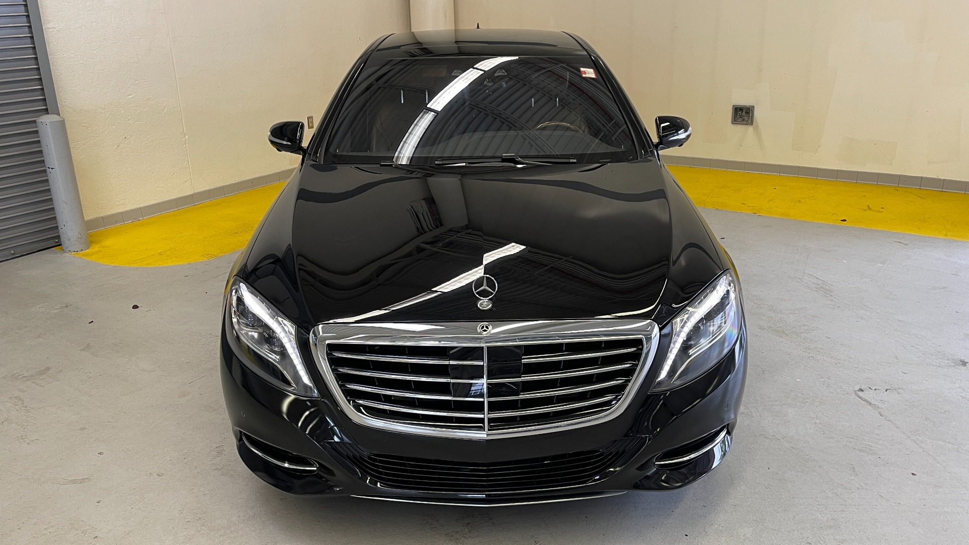Used 2017 Mercedes-Benz S-CLASS S 550 4MATIC PREMIUM / NAV / BURMESTER / SUNROOF / REARVIEW for sale $58,995 at Formula Imports in Charlotte NC 28227 10