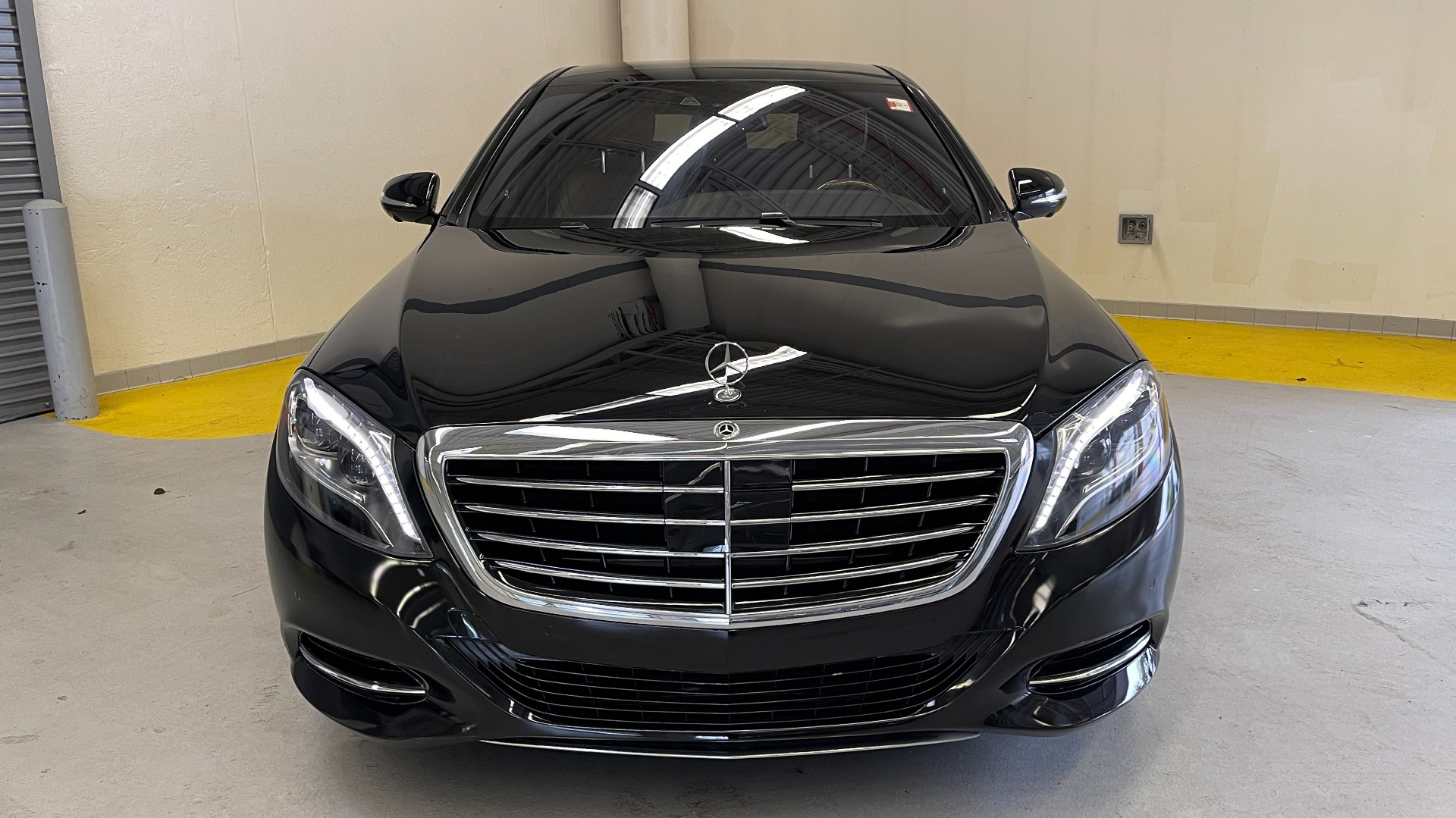 Used 2017 Mercedes-Benz S-CLASS S 550 4MATIC PREMIUM / NAV / BURMESTER / SUNROOF / REARVIEW for sale $58,995 at Formula Imports in Charlotte NC 28227 11