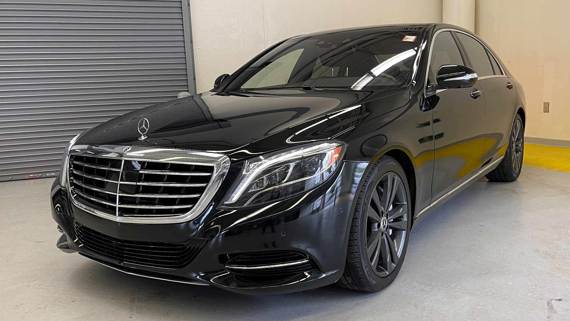 Used 2017 Mercedes-Benz S-CLASS S 550 4MATIC PREMIUM / NAV / BURMESTER / SUNROOF / REARVIEW for sale $58,995 at Formula Imports in Charlotte NC 28227 3