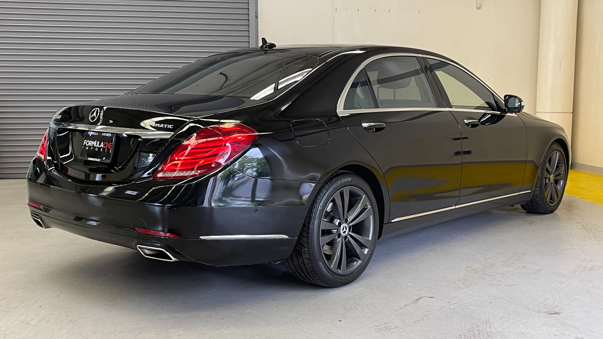 Used 2017 Mercedes-Benz S-CLASS S 550 4MATIC PREMIUM / NAV / BURMESTER / SUNROOF / REARVIEW for sale $58,995 at Formula Imports in Charlotte NC 28227 5
