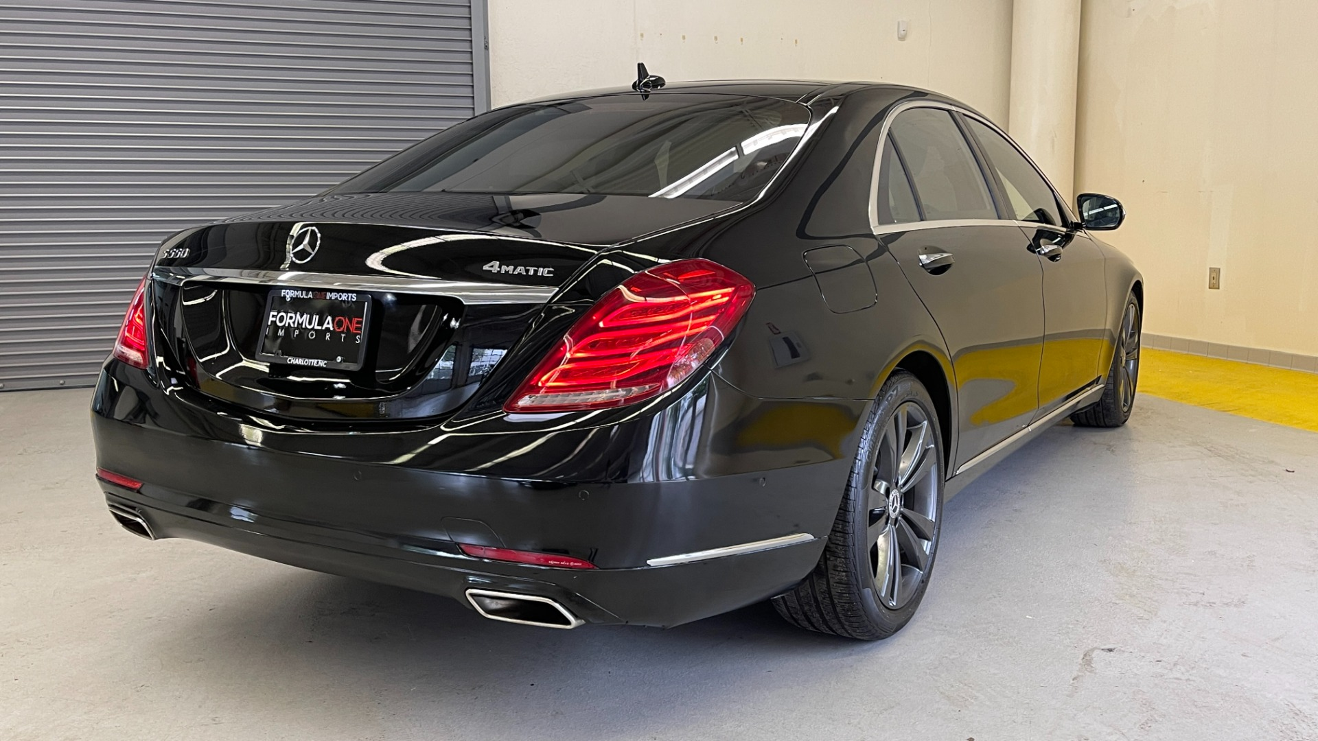 Used 2017 Mercedes-Benz S-CLASS S 550 4MATIC PREMIUM / NAV / BURMESTER / SUNROOF / REARVIEW for sale $58,995 at Formula Imports in Charlotte NC 28227 6