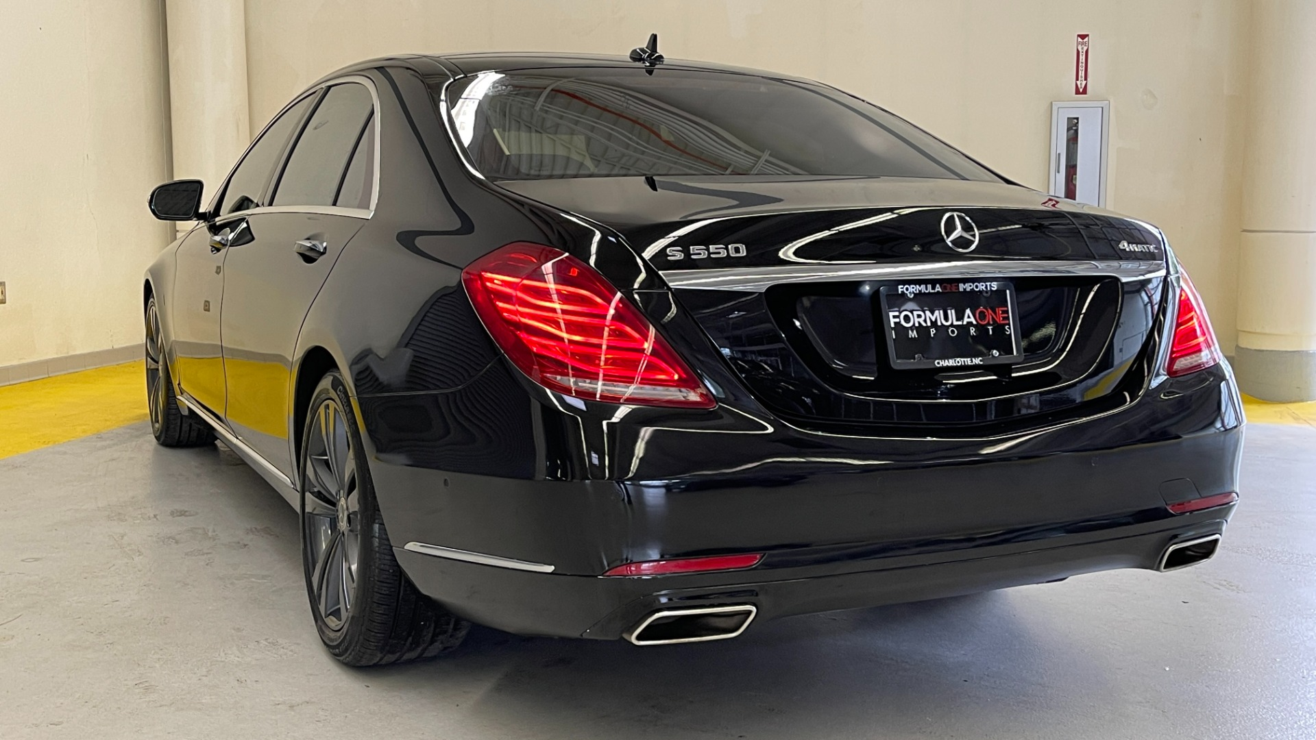 Used 2017 Mercedes-Benz S-CLASS S 550 4MATIC PREMIUM / NAV / BURMESTER / SUNROOF / REARVIEW for sale $58,995 at Formula Imports in Charlotte NC 28227 7