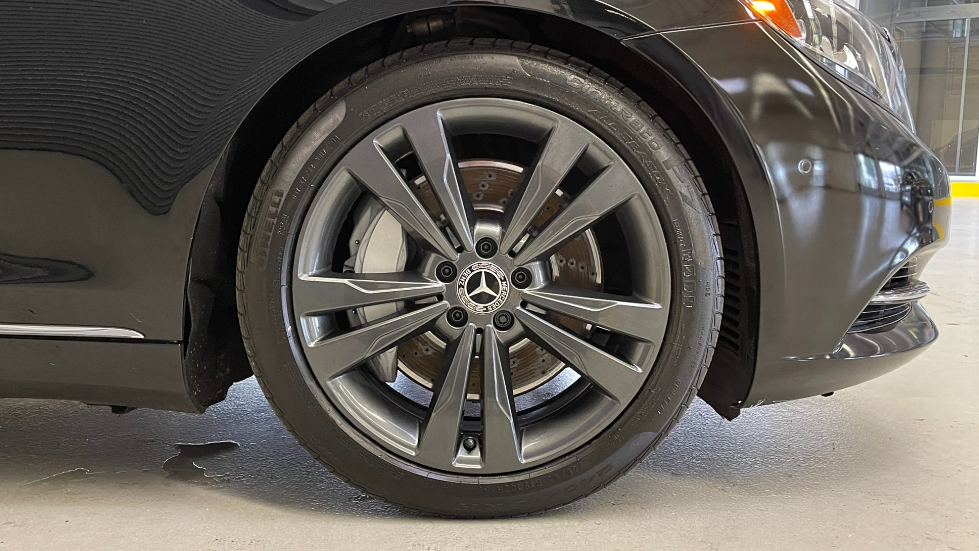 Used 2017 Mercedes-Benz S-CLASS S 550 4MATIC PREMIUM / NAV / BURMESTER / SUNROOF / REARVIEW for sale $58,995 at Formula Imports in Charlotte NC 28227 72