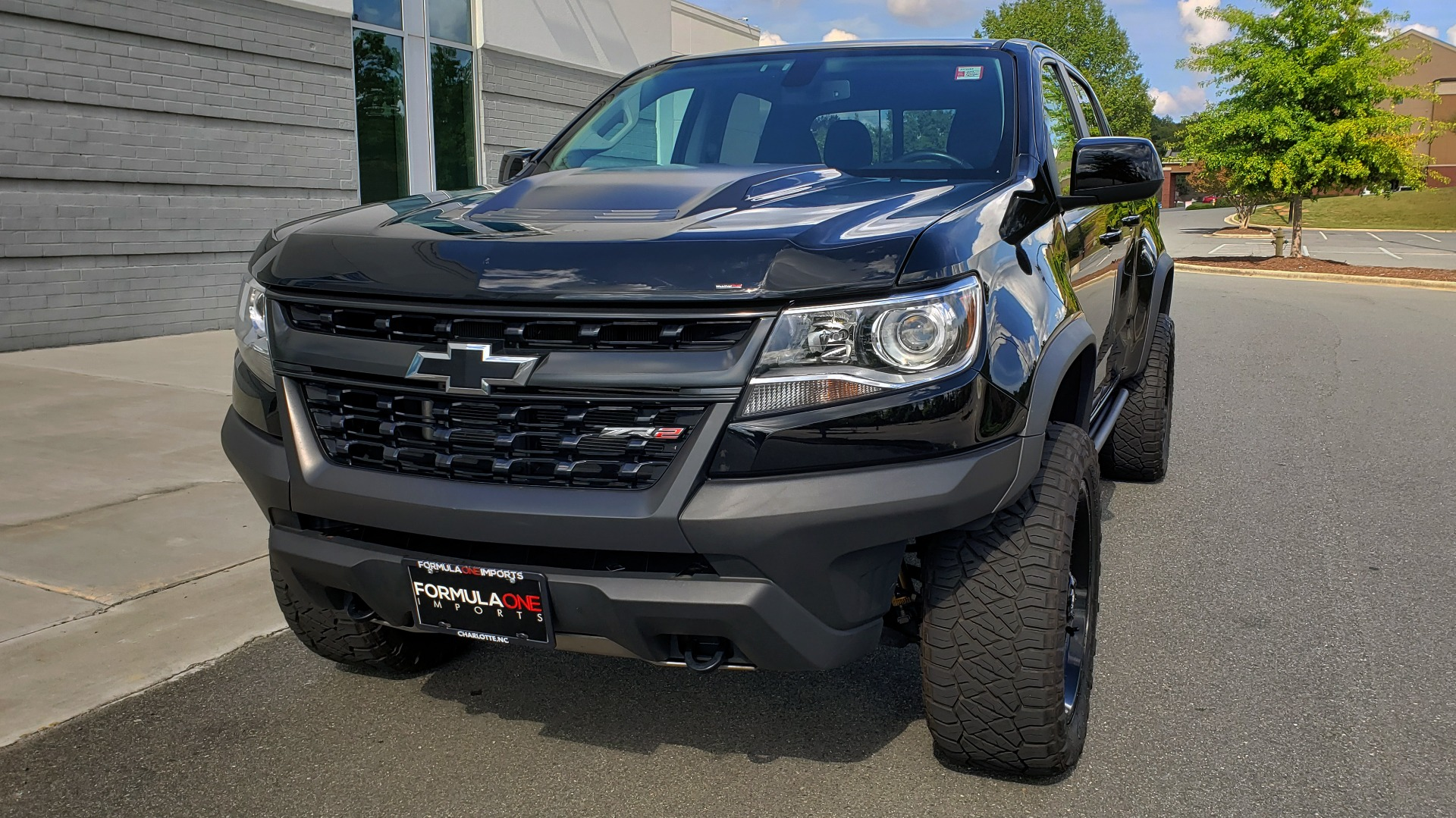 Used 2019 Chevrolet COLORADO 4WD ZR2 / 3.6L V6 / 8-SPD AUTO / CREWCAB / LEATHER / BOSE / REARVIEW for sale $41,995 at Formula Imports in Charlotte NC 28227 2