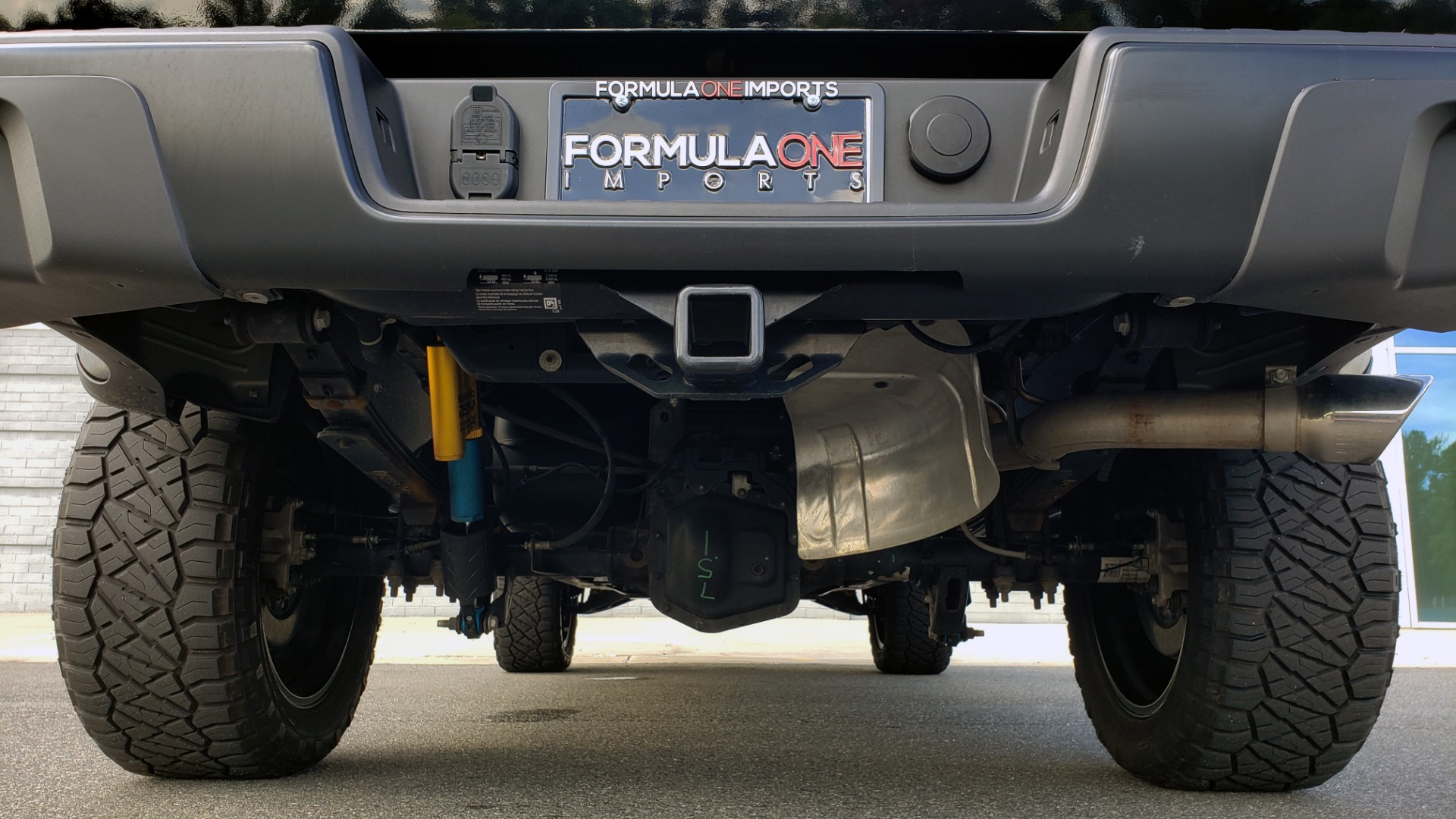 Used 2019 Chevrolet COLORADO 4WD ZR2 / 3.6L V6 / 8-SPD AUTO / CREWCAB / LEATHER / BOSE / REARVIEW for sale $41,995 at Formula Imports in Charlotte NC 28227 33