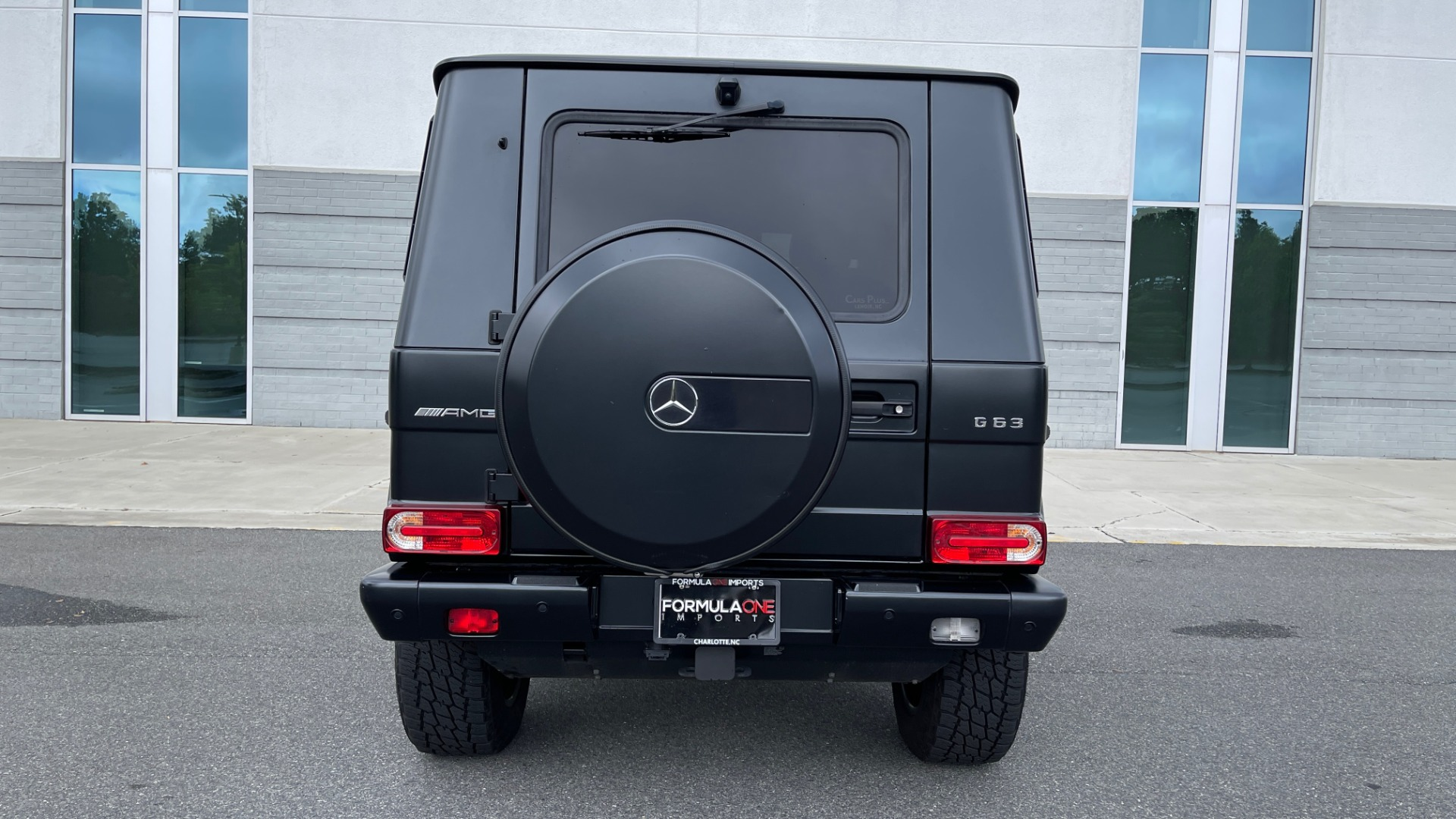 Used 2017 Mercedes-Benz G-CLASS AMG G 63 / DESIGNO PKG / NAV / SUNROOF / H/K SND / REARVIEW for sale $124,999 at Formula Imports in Charlotte NC 28227 16