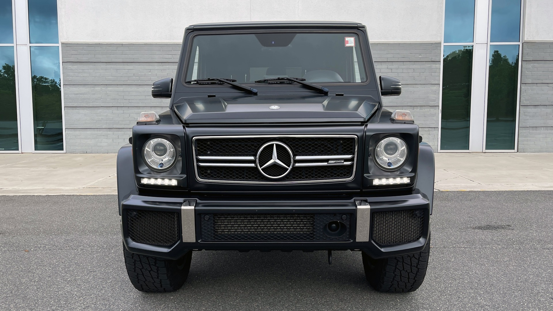 Used 2017 Mercedes-Benz G-CLASS AMG G 63 / DESIGNO PKG / NAV / SUNROOF / H/K SND / REARVIEW for sale $124,999 at Formula Imports in Charlotte NC 28227 19