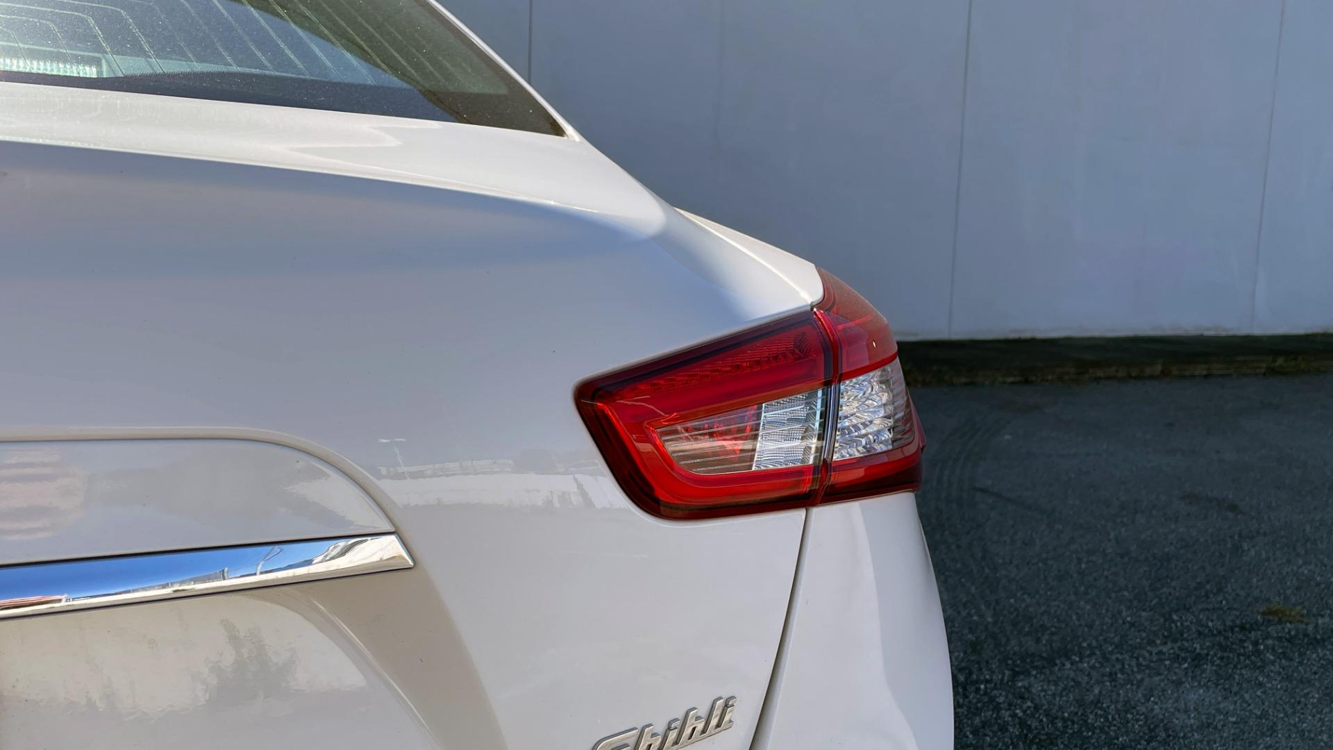 Used 2018 Maserati GHIBLI SEDAN / RWD / 3.0L V6 / SUNROOF / NAV / REARVIEW for sale $42,995 at Formula Imports in Charlotte NC 28227 26
