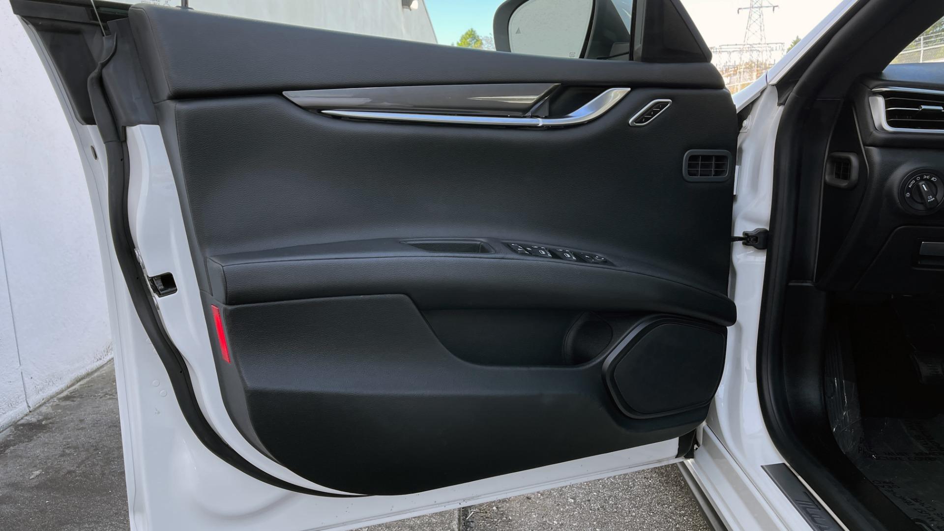 Used 2018 Maserati GHIBLI SEDAN / RWD / 3.0L V6 / SUNROOF / NAV / REARVIEW for sale $42,995 at Formula Imports in Charlotte NC 28227 27