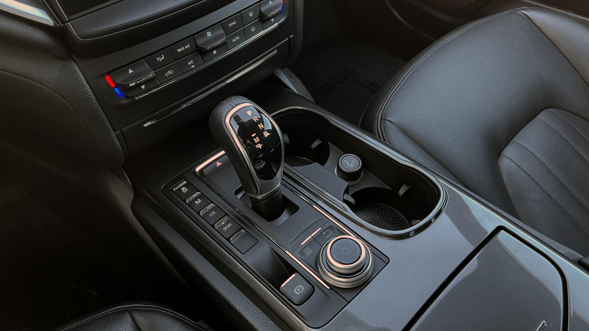 Used 2018 Maserati GHIBLI SEDAN / RWD / 3.0L V6 / SUNROOF / NAV / REARVIEW for sale $42,995 at Formula Imports in Charlotte NC 28227 44