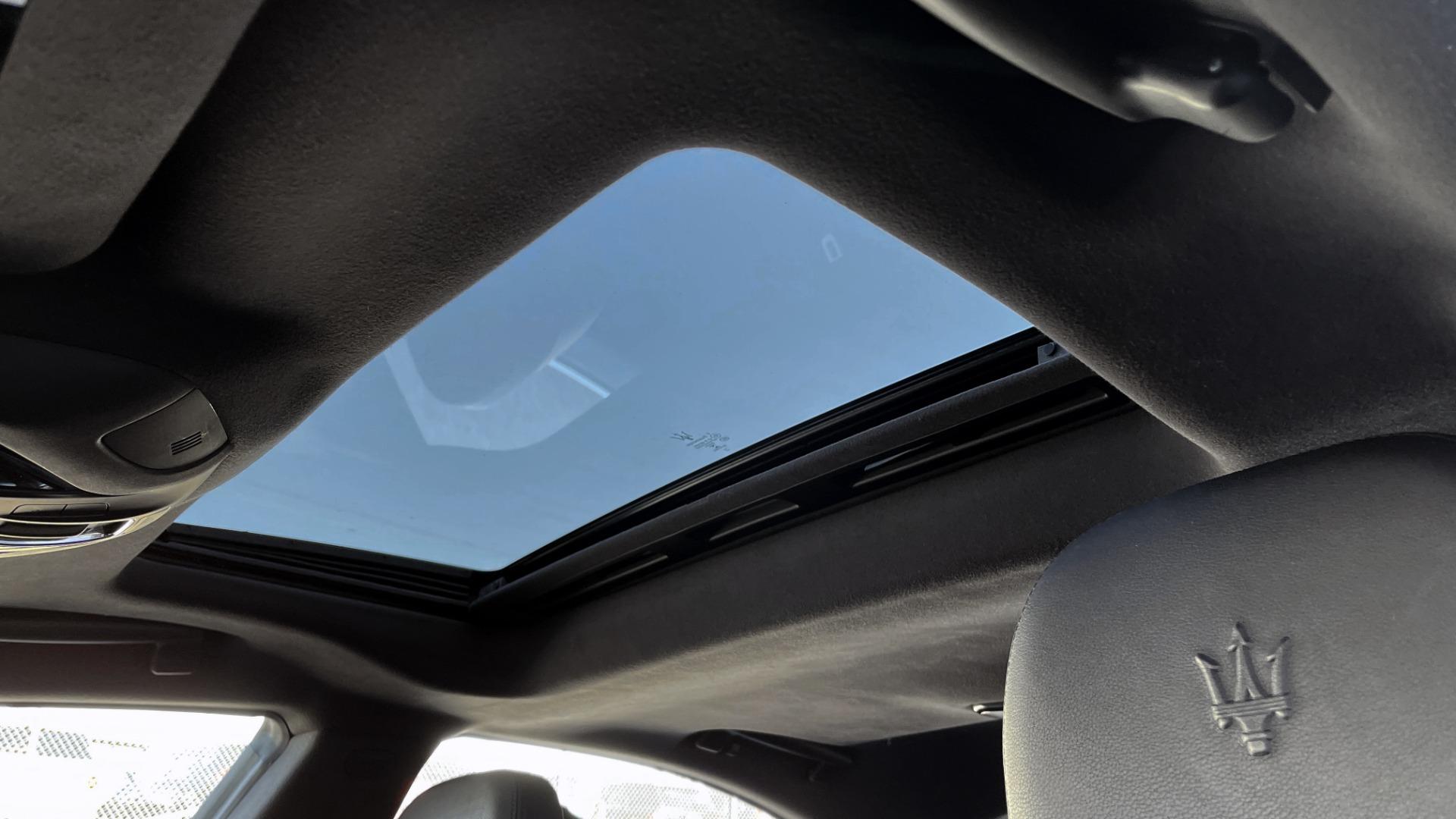 Used 2018 Maserati GHIBLI SEDAN / RWD / 3.0L V6 / SUNROOF / NAV / REARVIEW for sale $42,995 at Formula Imports in Charlotte NC 28227 49