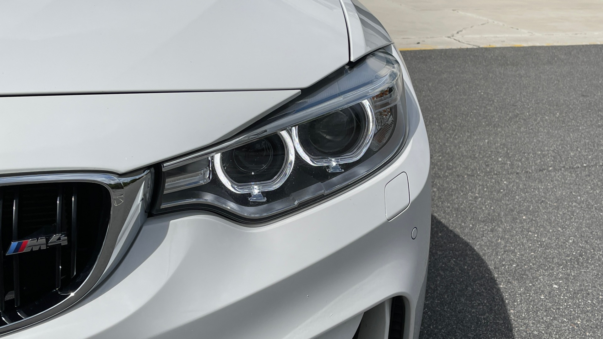 Used 2016 BMW M4 CONVERTIBLE 3.0L / 7-SPD AUTO / EXECUTIVE / ADAPT M SUSP / REARVIEW for sale $53,999 at Formula Imports in Charlotte NC 28227 26