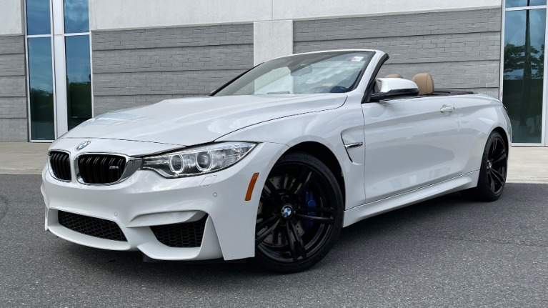 Used 2016 BMW M4 CONVERTIBLE 3.0L / 7-SPD AUTO / EXECUTIVE / ADAPT M SUSP / REARVIEW for sale $53,999 at Formula Imports in Charlotte NC