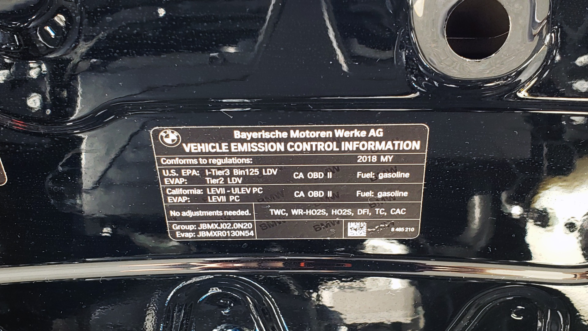 Used 2018 BMW 3 SERIES 320IXDRIVE 2.0L SEDAN / HEATED SEATS / REARVIEW for sale $26,795 at Formula Imports in Charlotte NC 28227 13