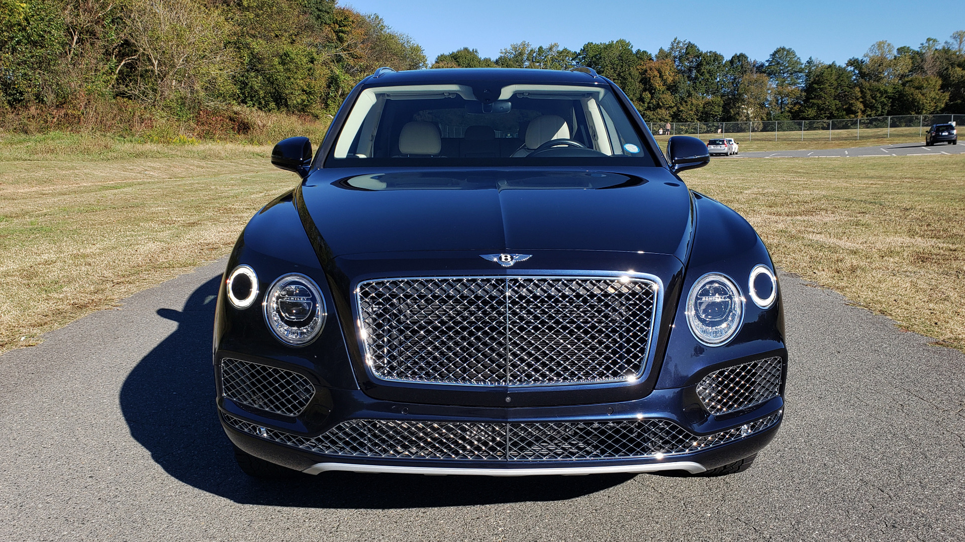 Used 2017 Bentley BENTAYGA W12 600HP / NAV / AWD / PANO-ROOF / BACK-UP CAMERA for sale Sold at Formula Imports in Charlotte NC 28227 14
