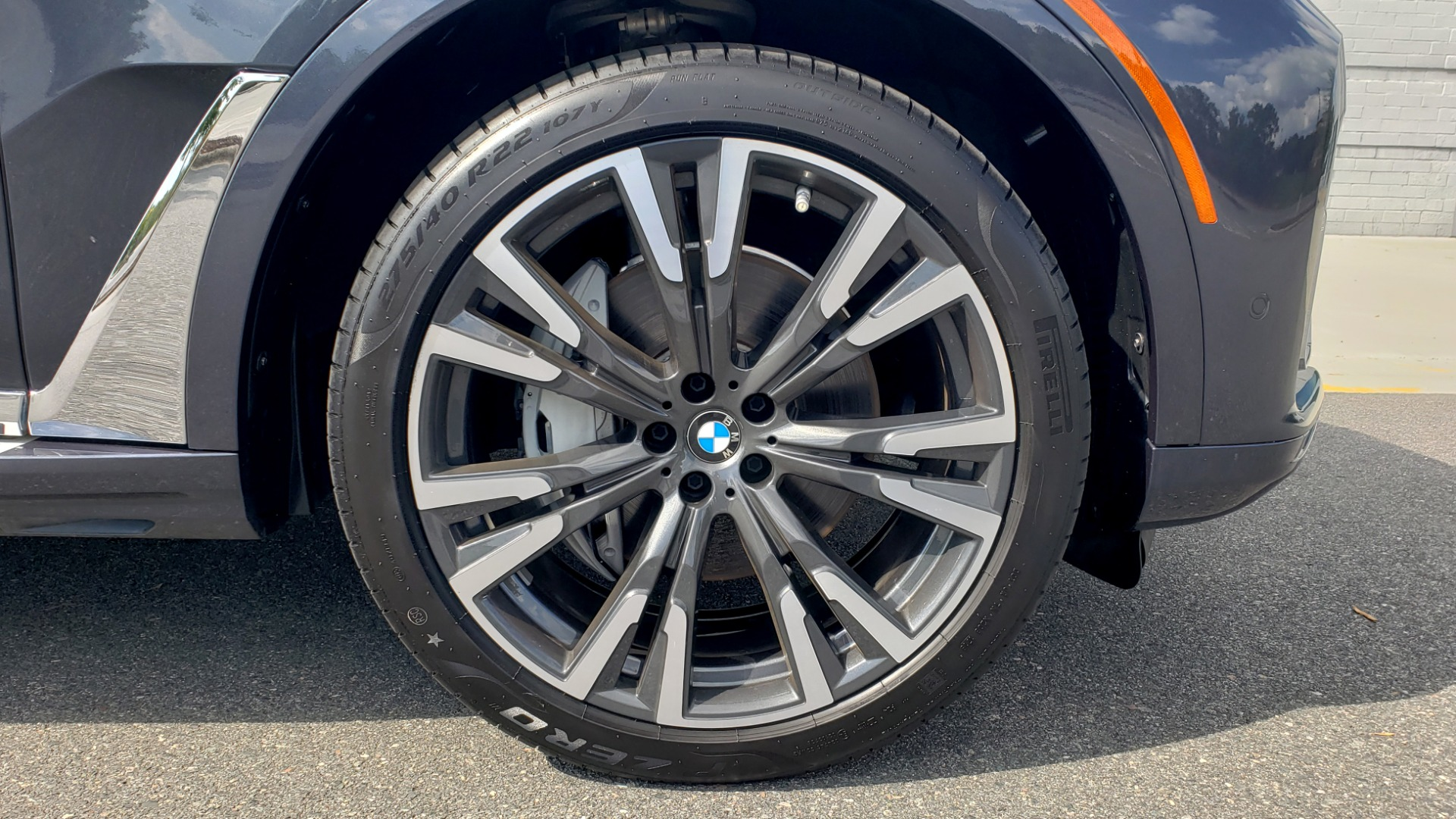 Used 2019 BMW X7 XDRIVE40I PREMIUM / LUXURY / COLD WEATHER / PARK ASST / PANORAMIC SKY / TOW for sale $75,999 at Formula Imports in Charlotte NC 28227 101